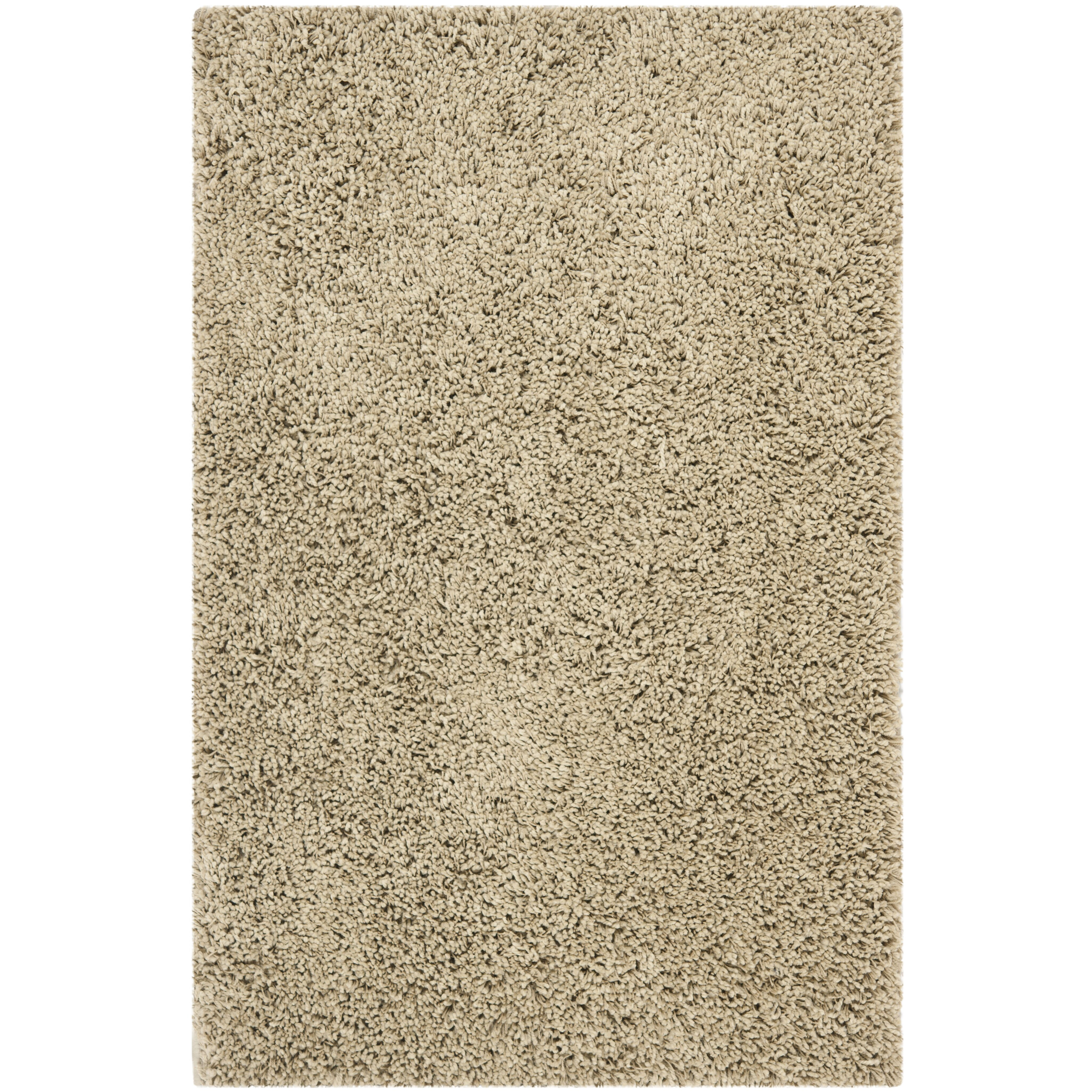 Safavieh soft shag wheat area rug reviews for Soft area rugs