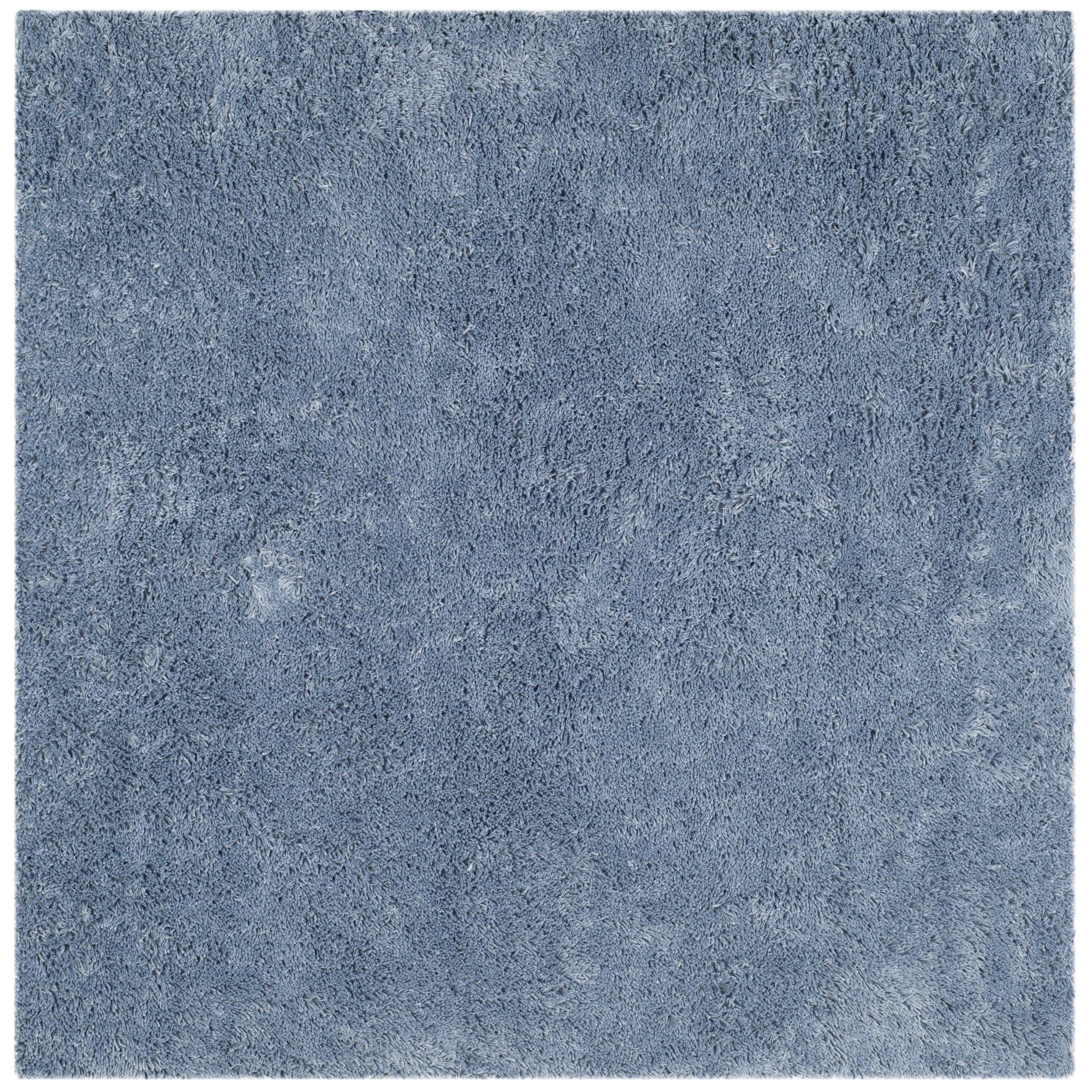 Safavieh Shag Light Blue Area Rug Amp Reviews Wayfair