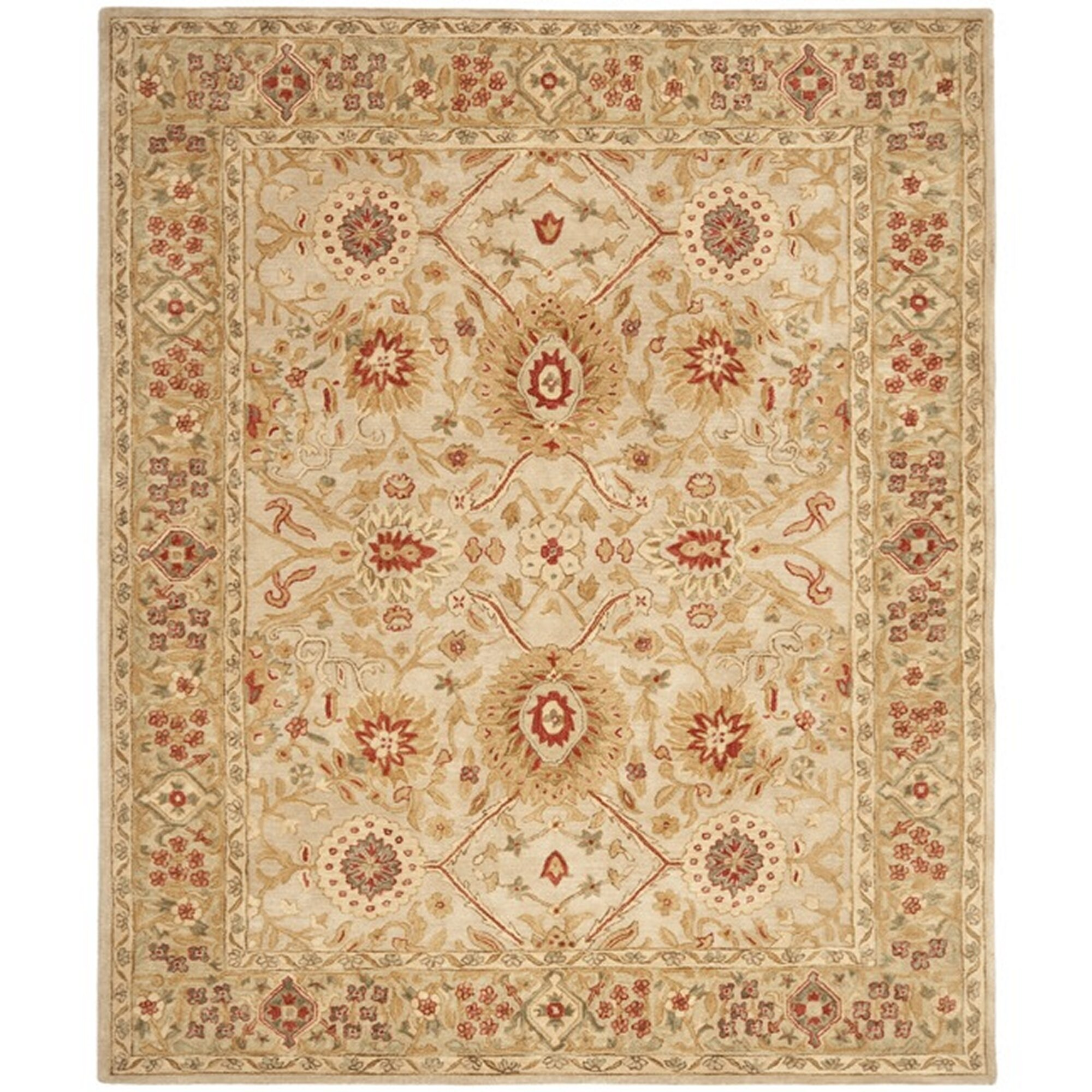Safavieh anatolia area rug reviews wayfair for Where can i buy area rugs