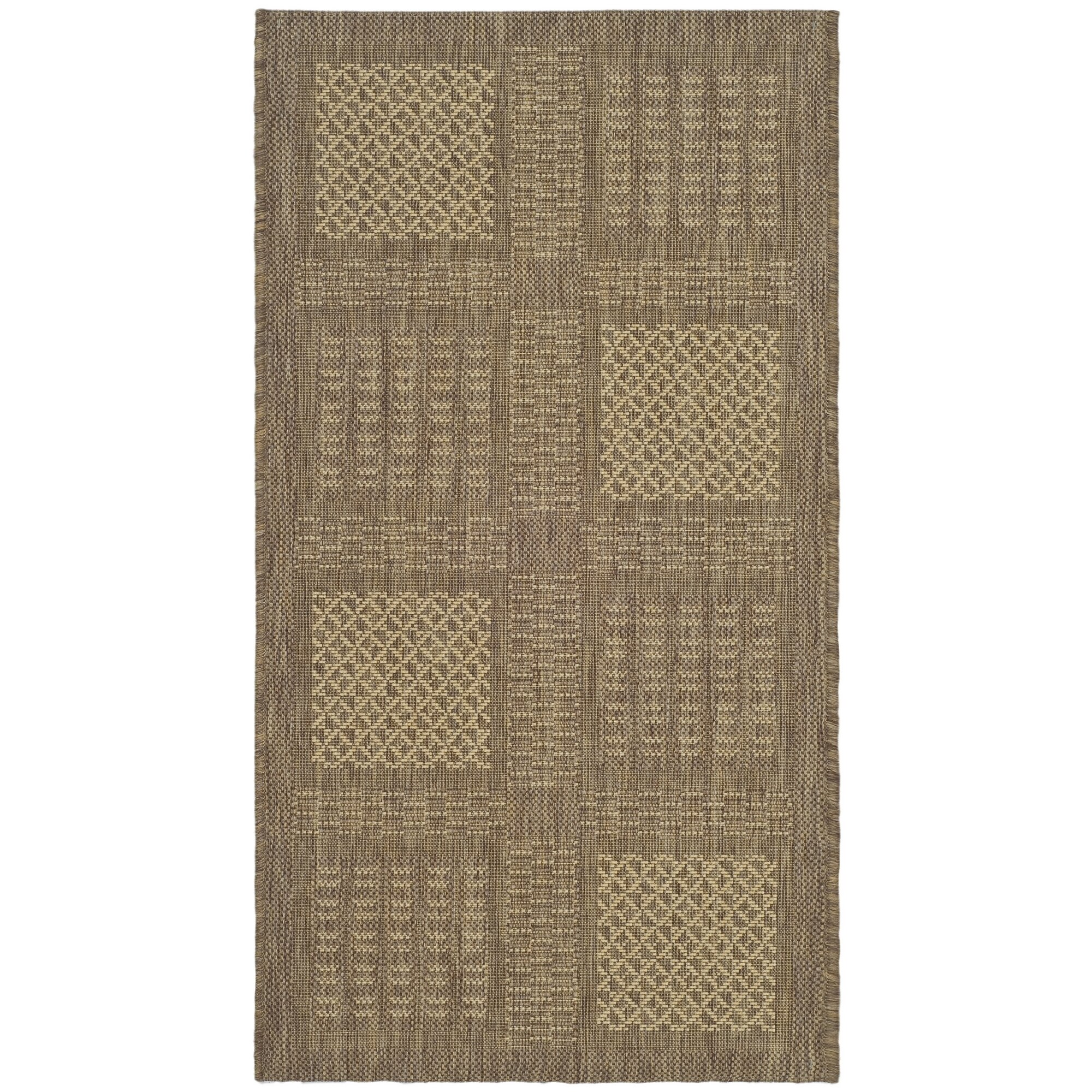 Safavieh Courtyard Boxes Outdoor Rug & Reviews