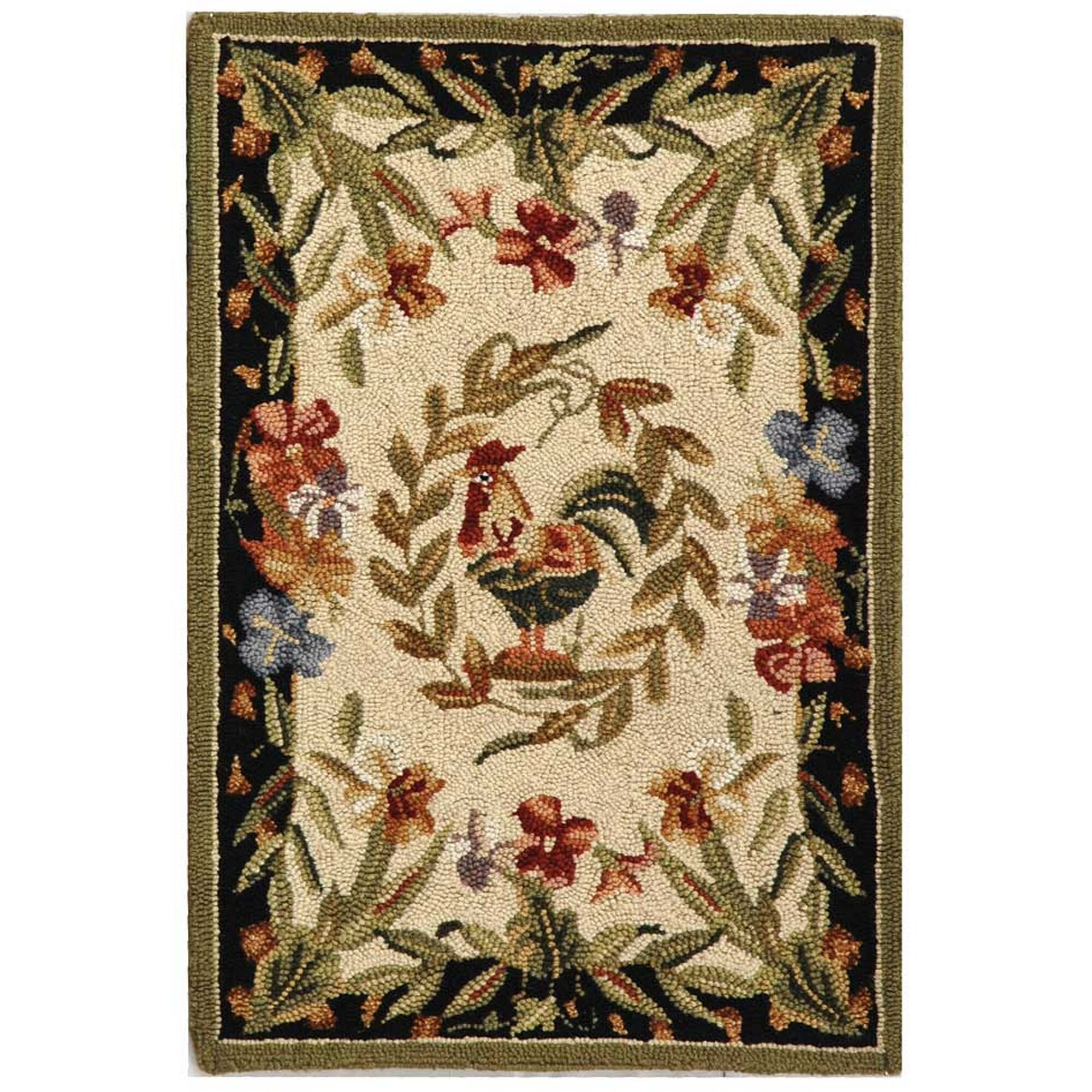 Safavieh Chelsea Chicken Novelty Area Rug & Reviews