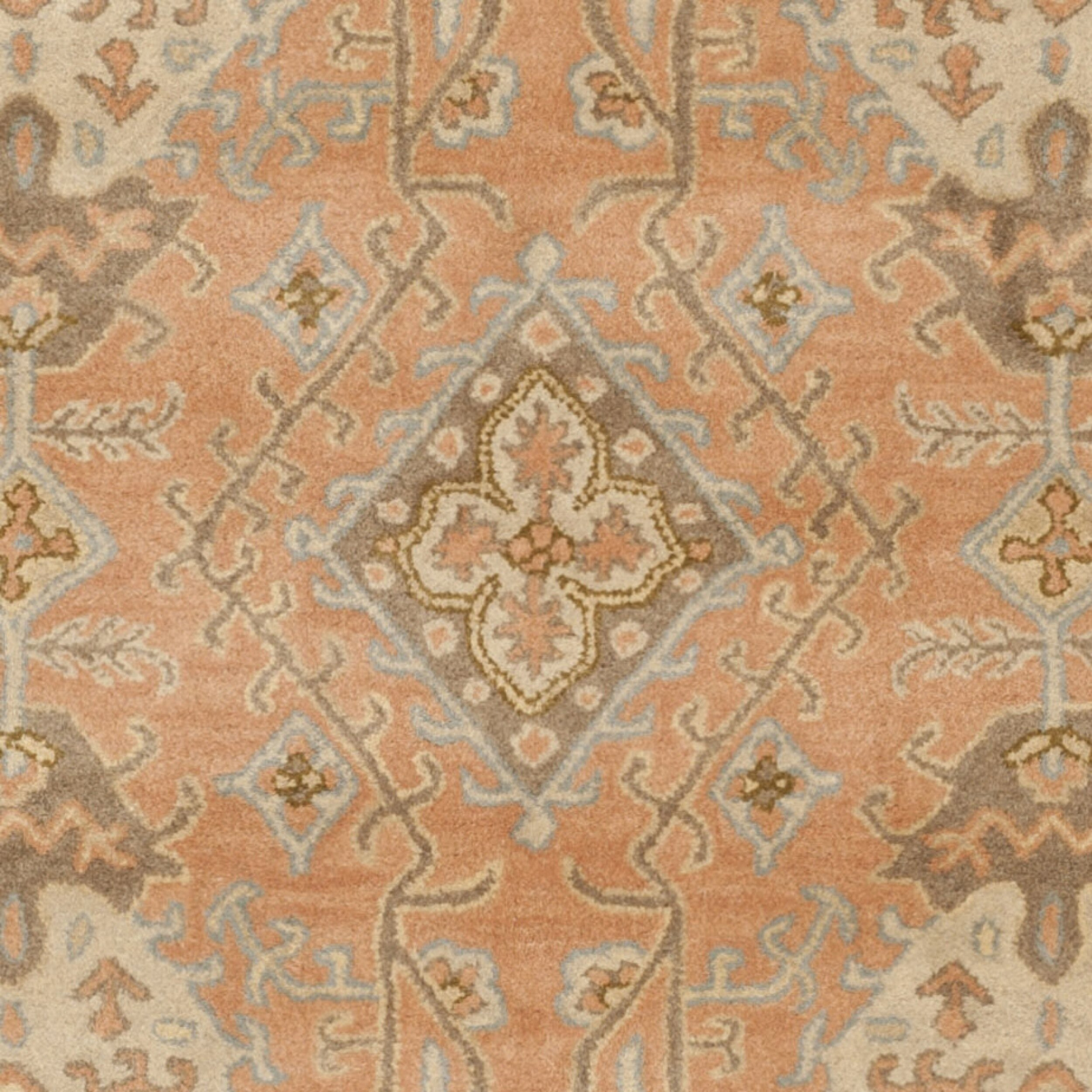 Safavieh Wyndham Terracotta Area Rug Amp Reviews