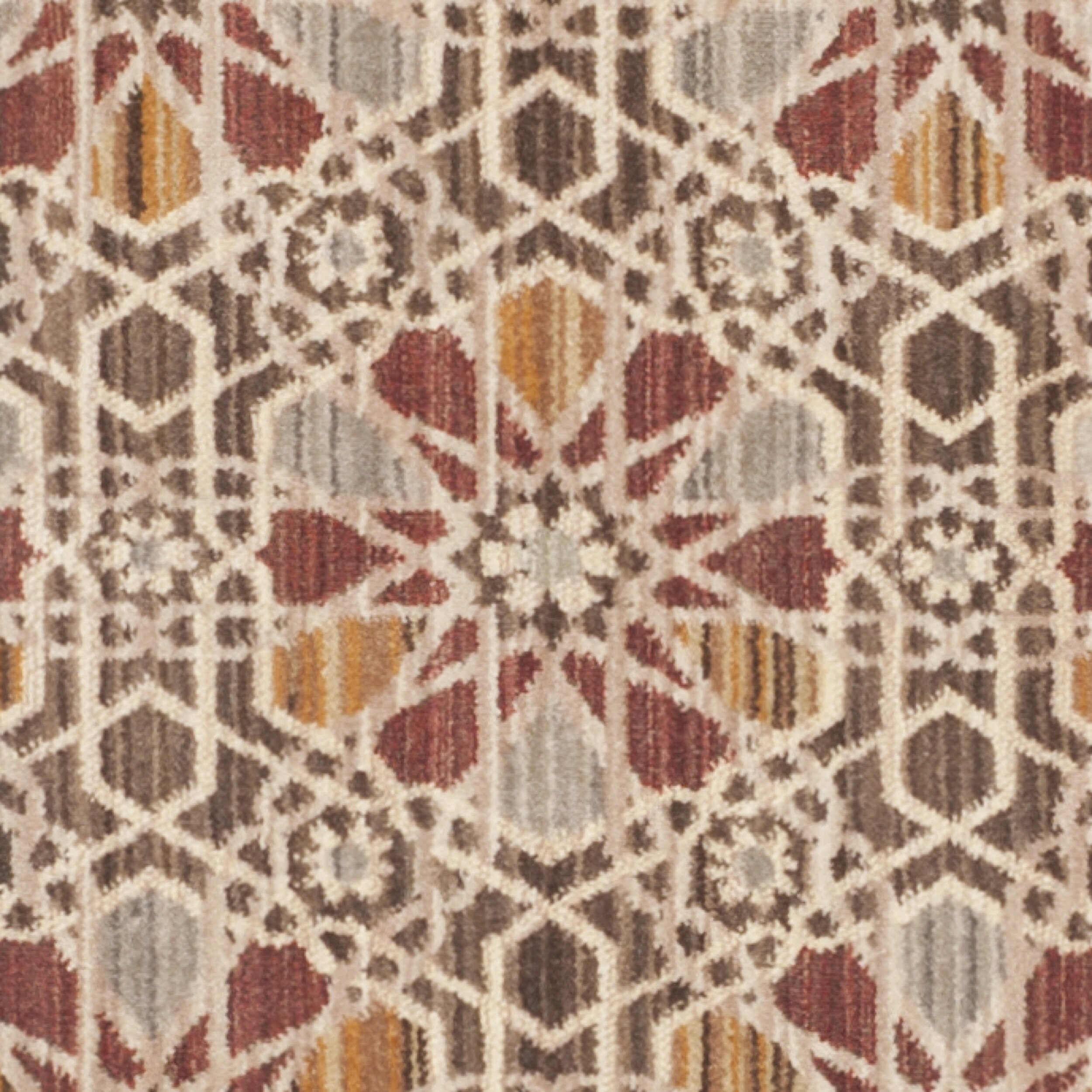 Safavieh Infinity Brown Beige Area Rug Wayfair