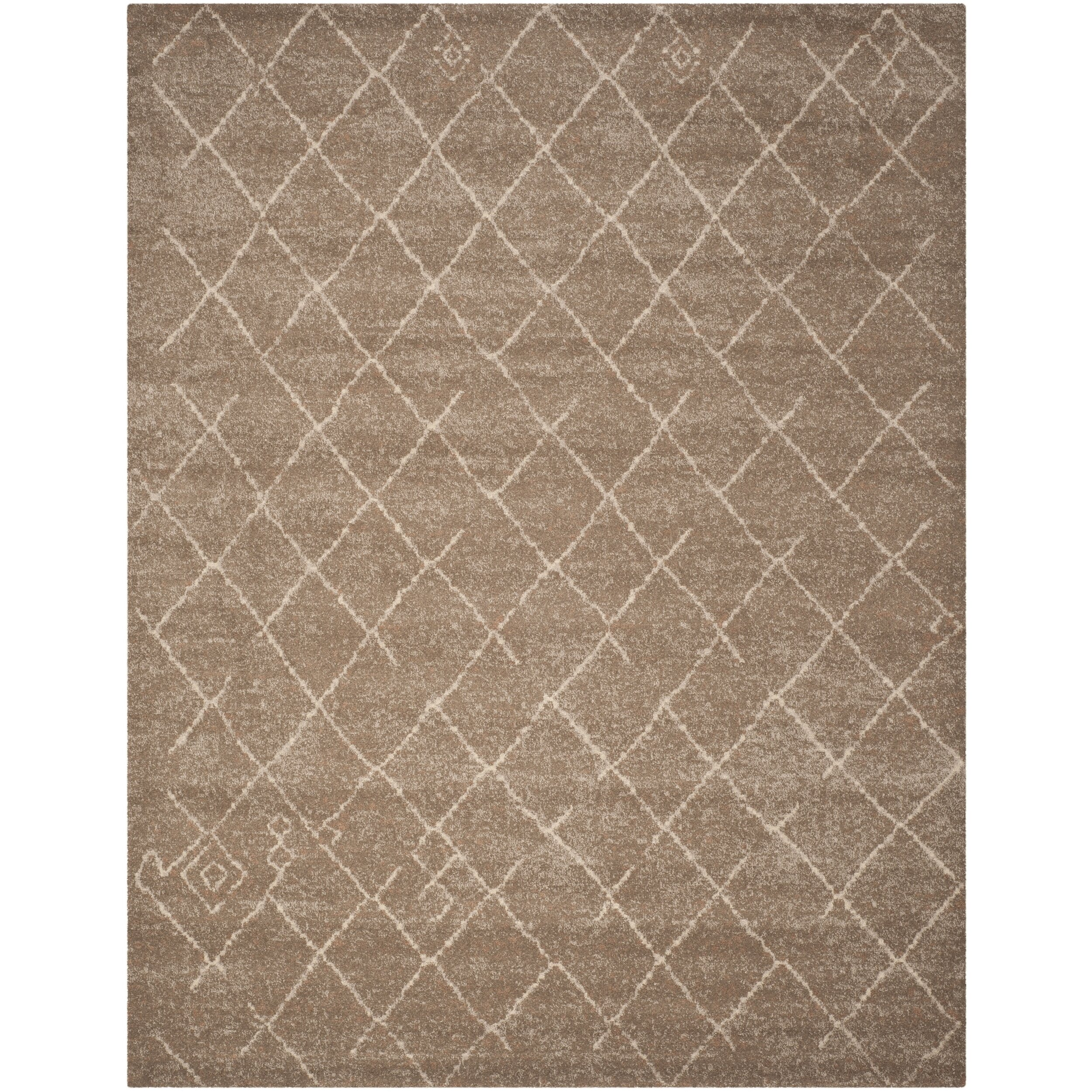 Safavieh Tunisia Brown Area Rug Amp Reviews Wayfair