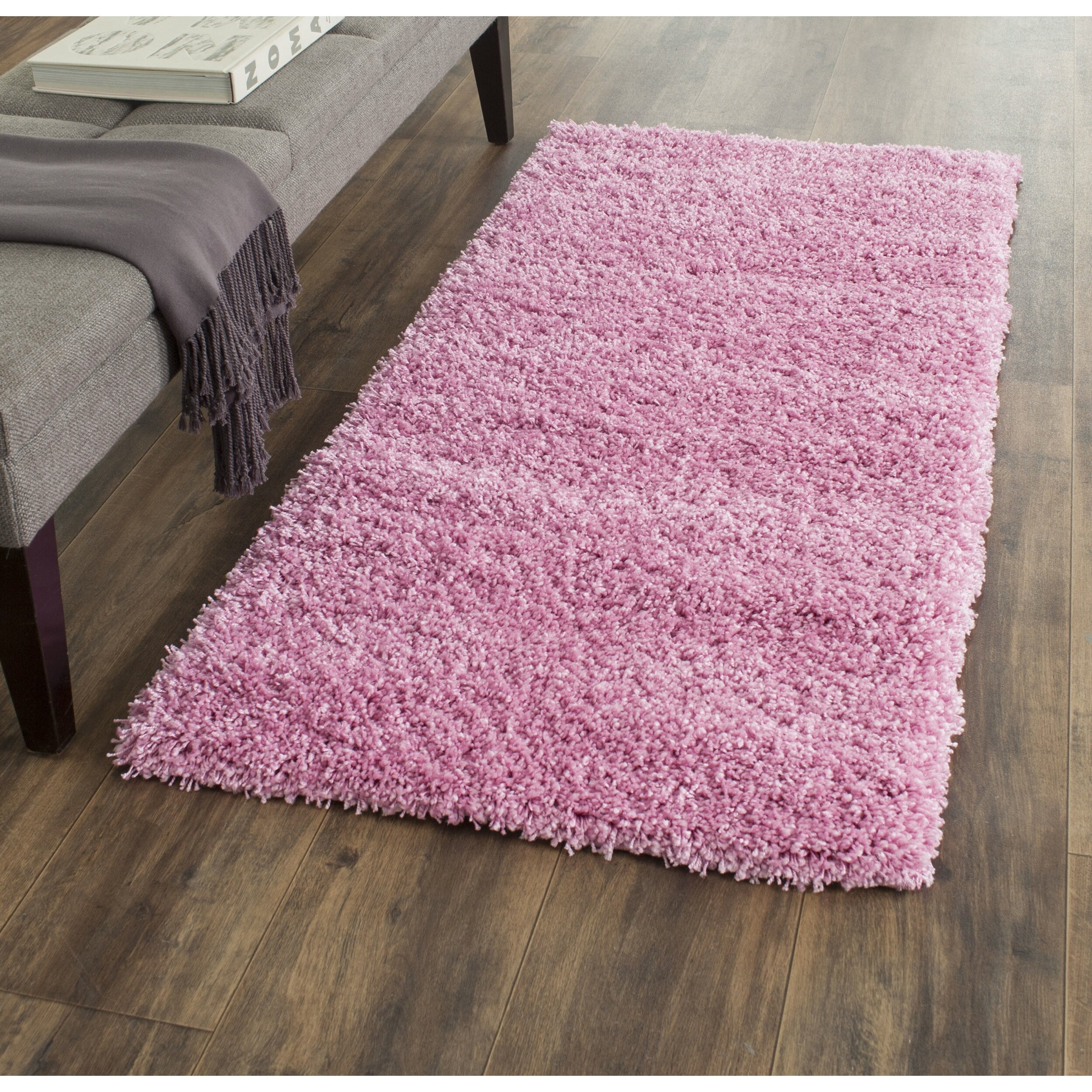 Safavieh Pink Rug Safavieh Shag Pink Area Rug Reviews