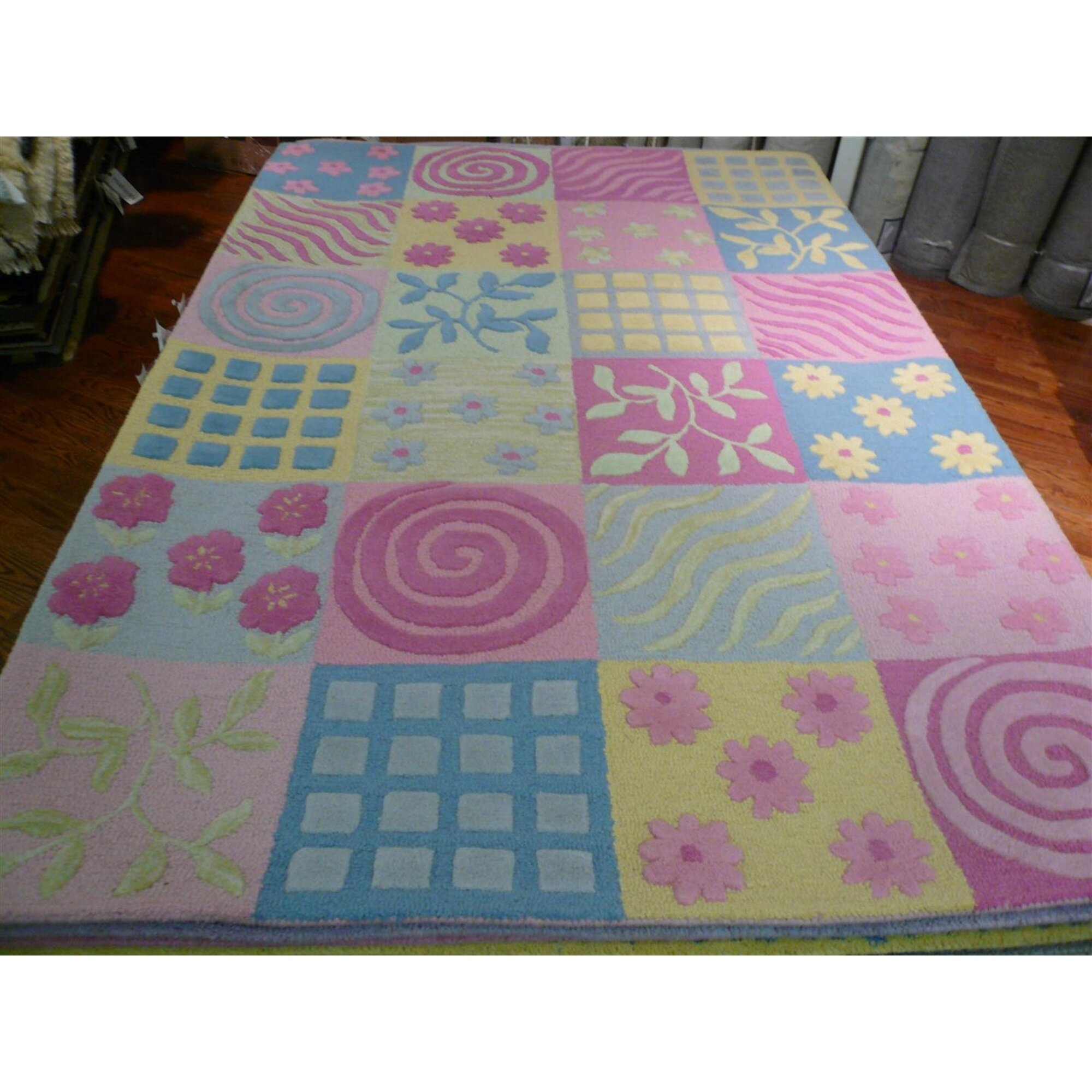Safavieh Kids Pink Area Rug Reviews Wayfair