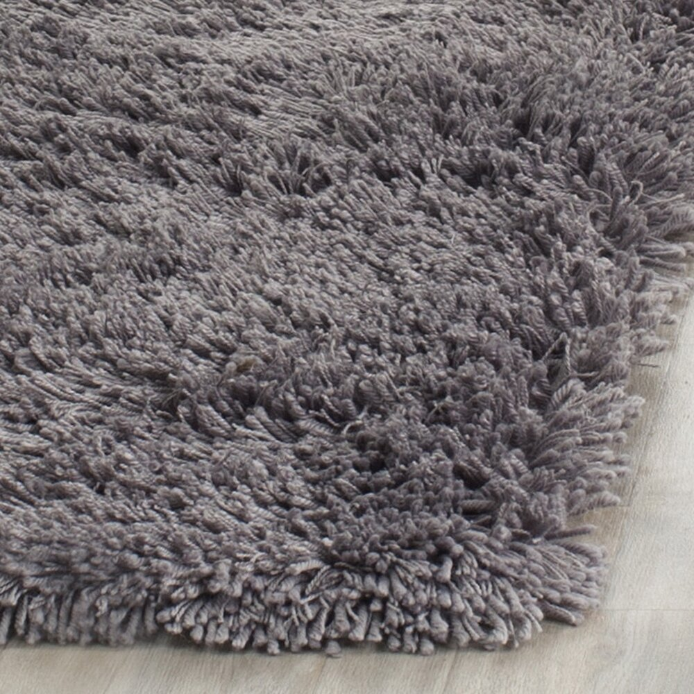 Safavieh Shag Gray Area Rug Reviews Wayfair