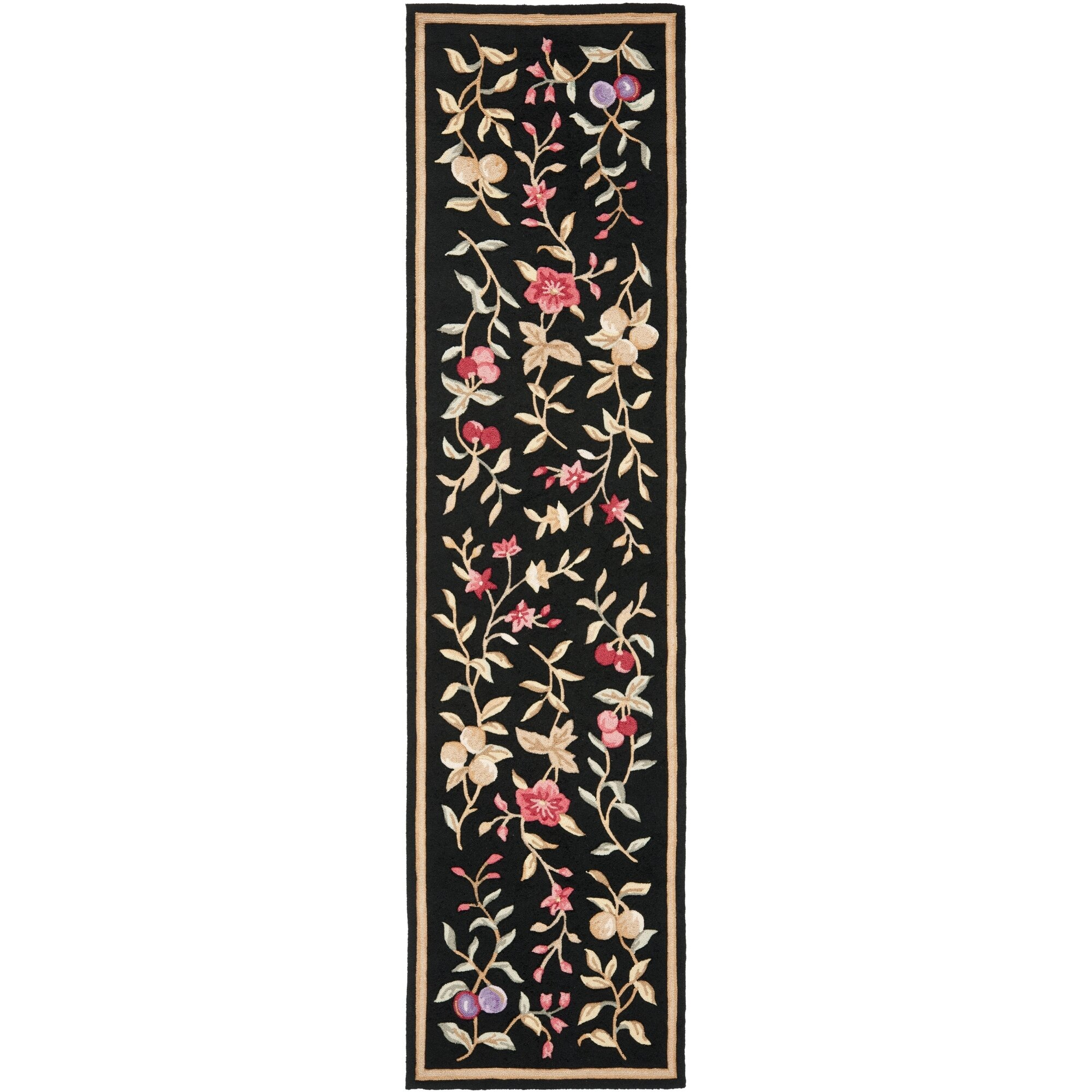 Safavieh DuraRug Black Area Rug Amp Reviews