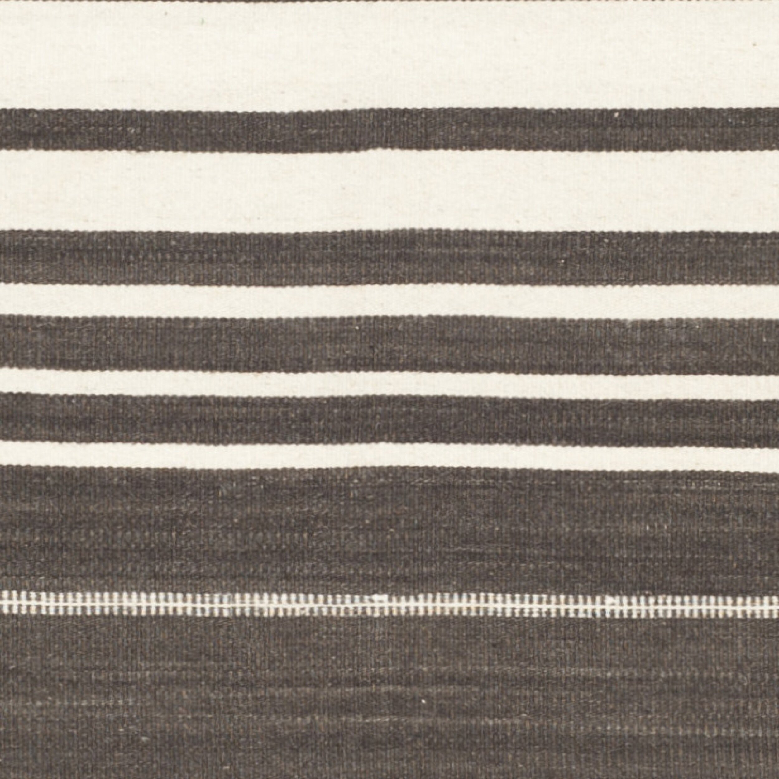 Safavieh Kilim Brown Ivory Striped Rug Wayfair