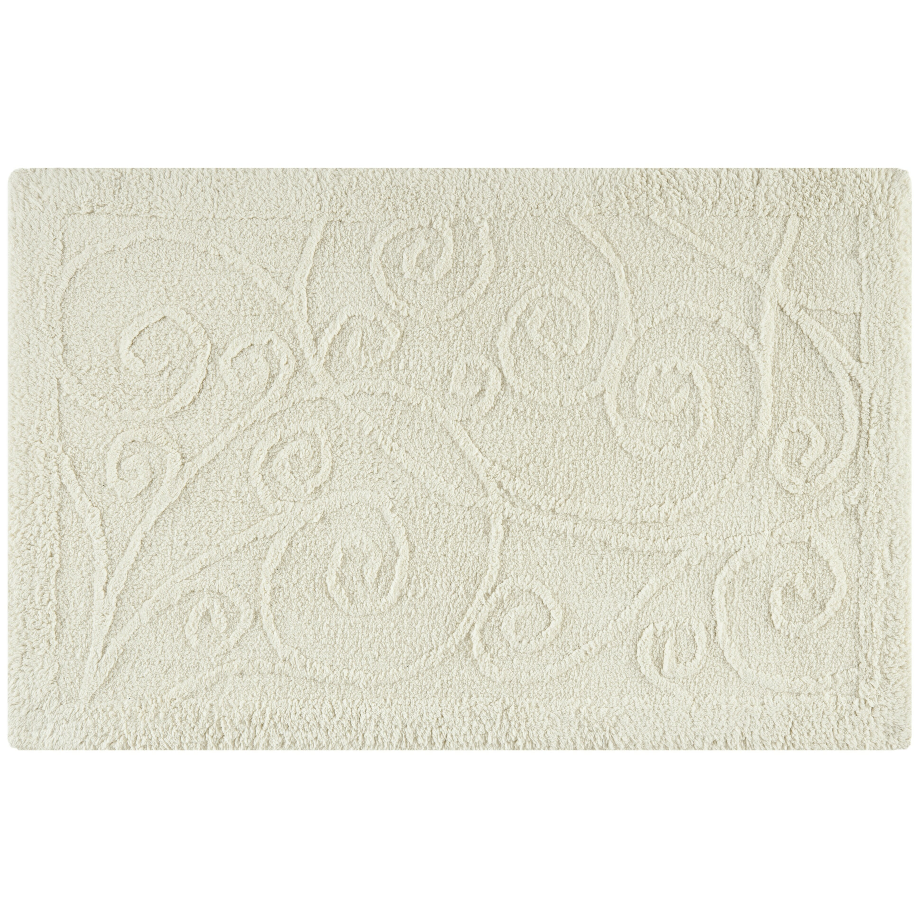 Safavieh plush master bath rug vi reviews wayfair for Master bathroom rugs