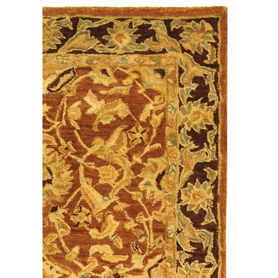 Safavieh Anatolia Rust/Brown Area Rug