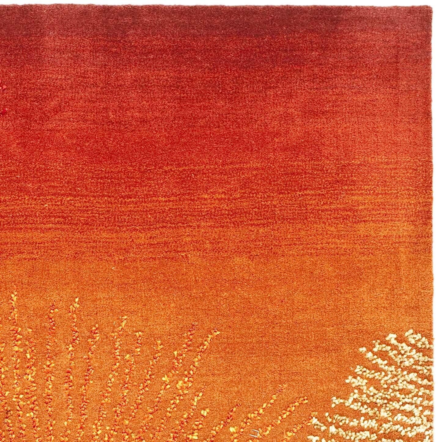Safavieh Soho Rust/Orange Area Rug & Reviews