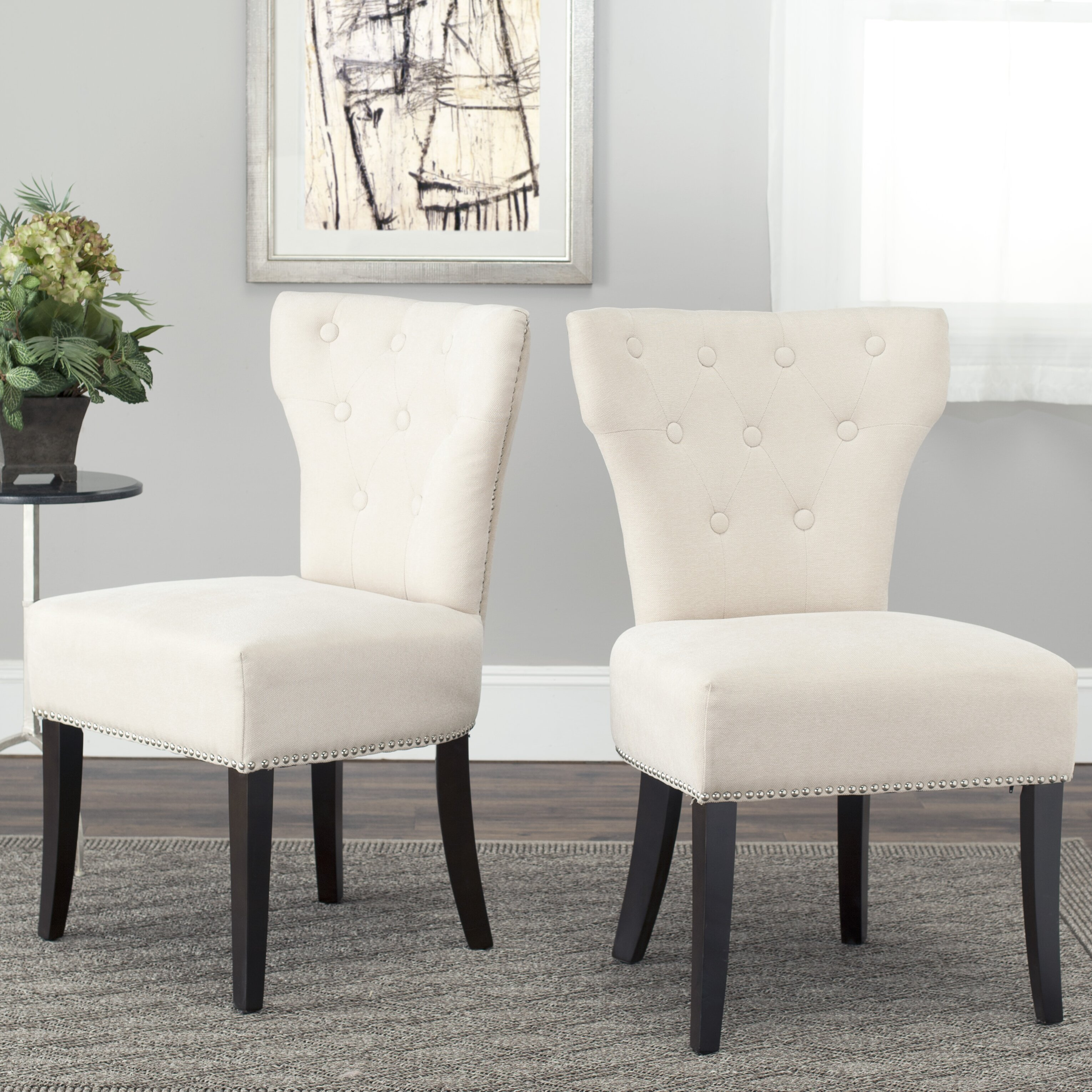 Safavieh Dining Chairs: Safavieh Scarlett Side Chair & Reviews