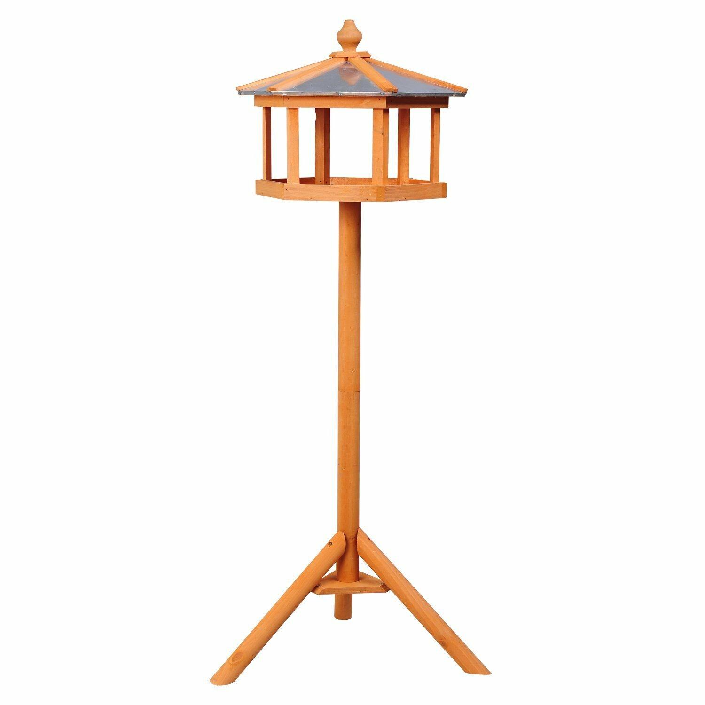 Pawhut Deluxe Stand Gazebo Bird Feeder Wayfair Uk
