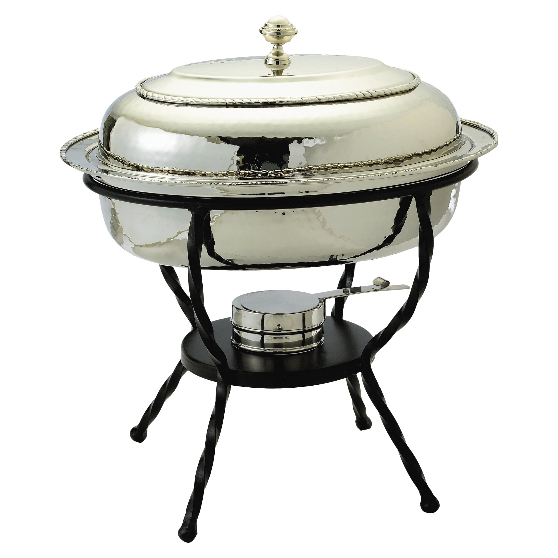 old dutch oval chafing dish reviews wayfair. Black Bedroom Furniture Sets. Home Design Ideas