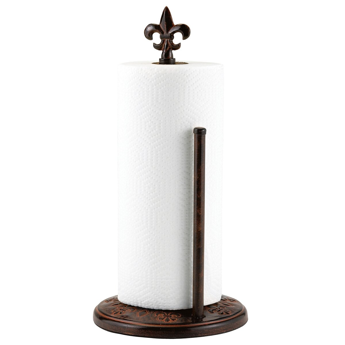 Old Dutch Versailles Standing Paper Towel Holder Reviews