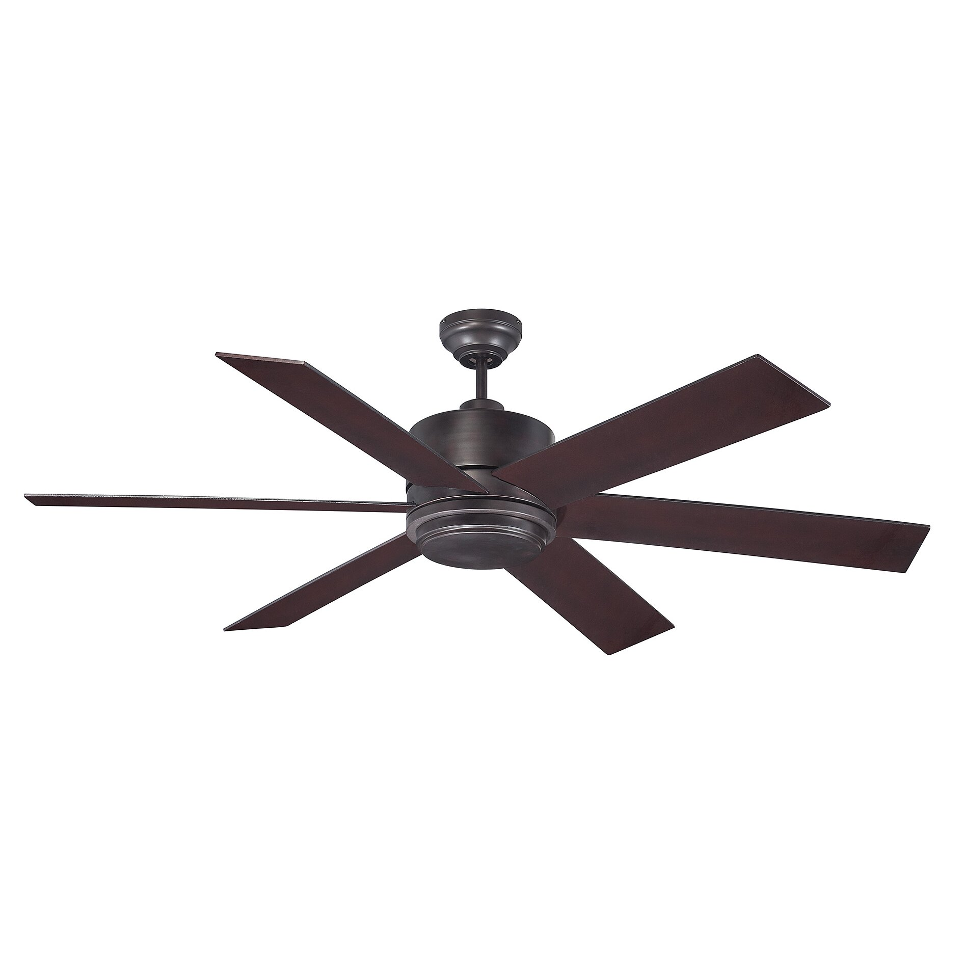 """Savoy House 60"""" Velocity 6 Blade Ceiling Fan & Reviews"""