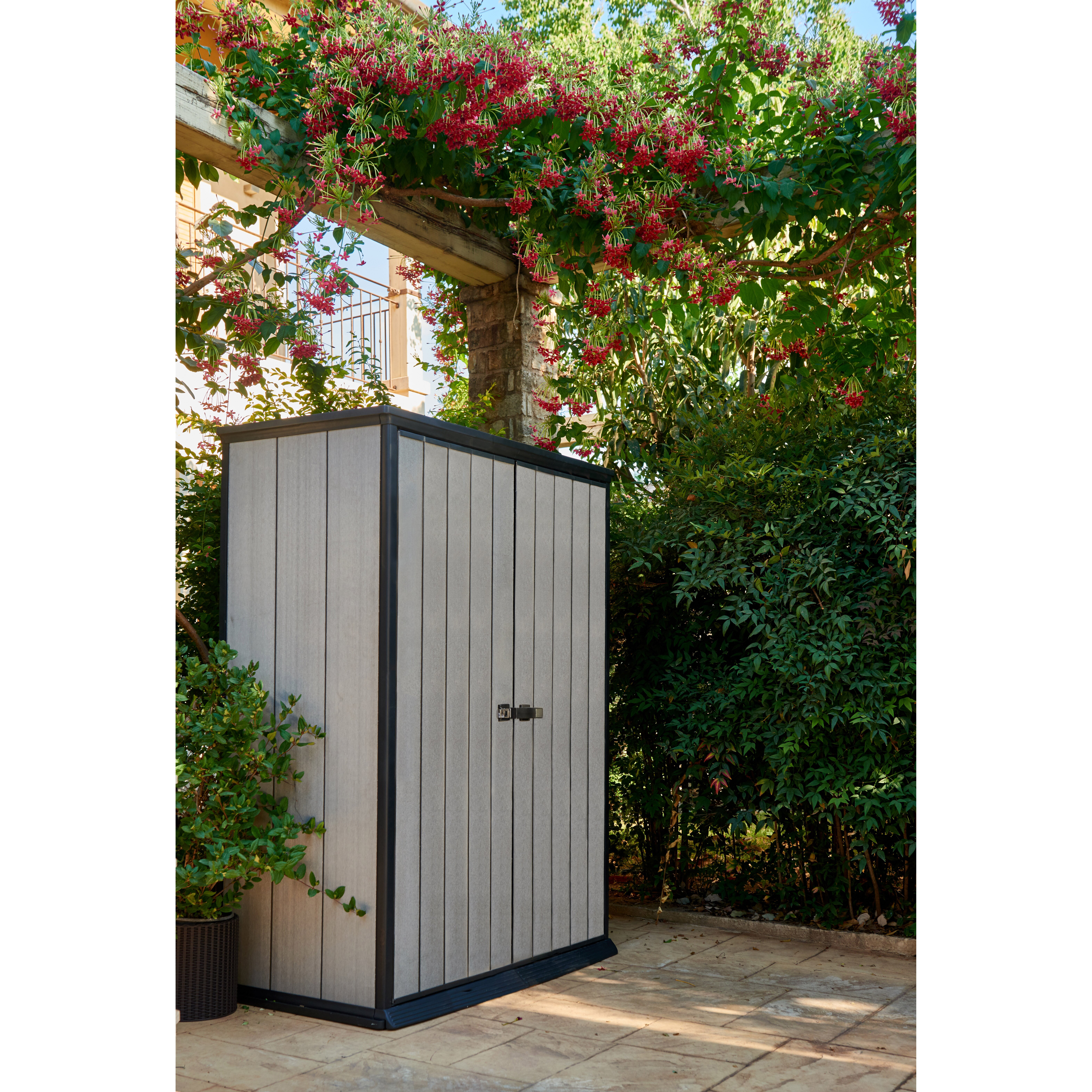 Keter High Store 4 Ft X 2 Ft Resin Storage Shed