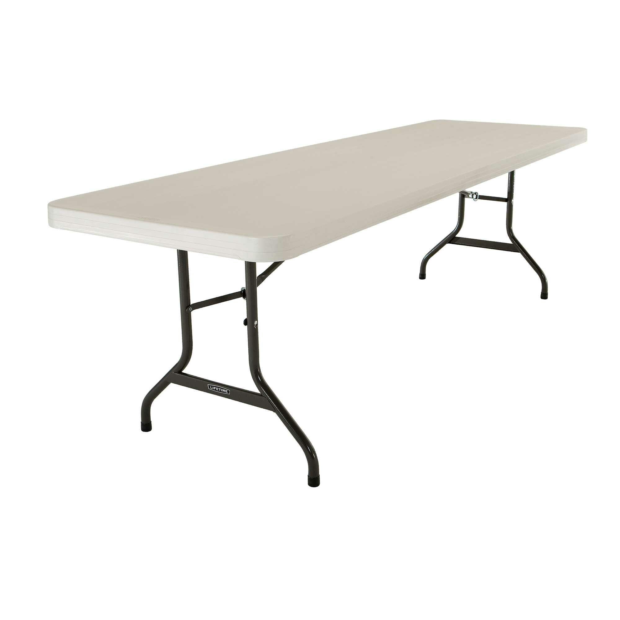 Lifetime Folding Table picture on Lifetime 96 Rectangular Folding Table 2980 LXT1277 with Lifetime Folding Table, Folding Table 8a92bb4861888403f0f2569042555ebe