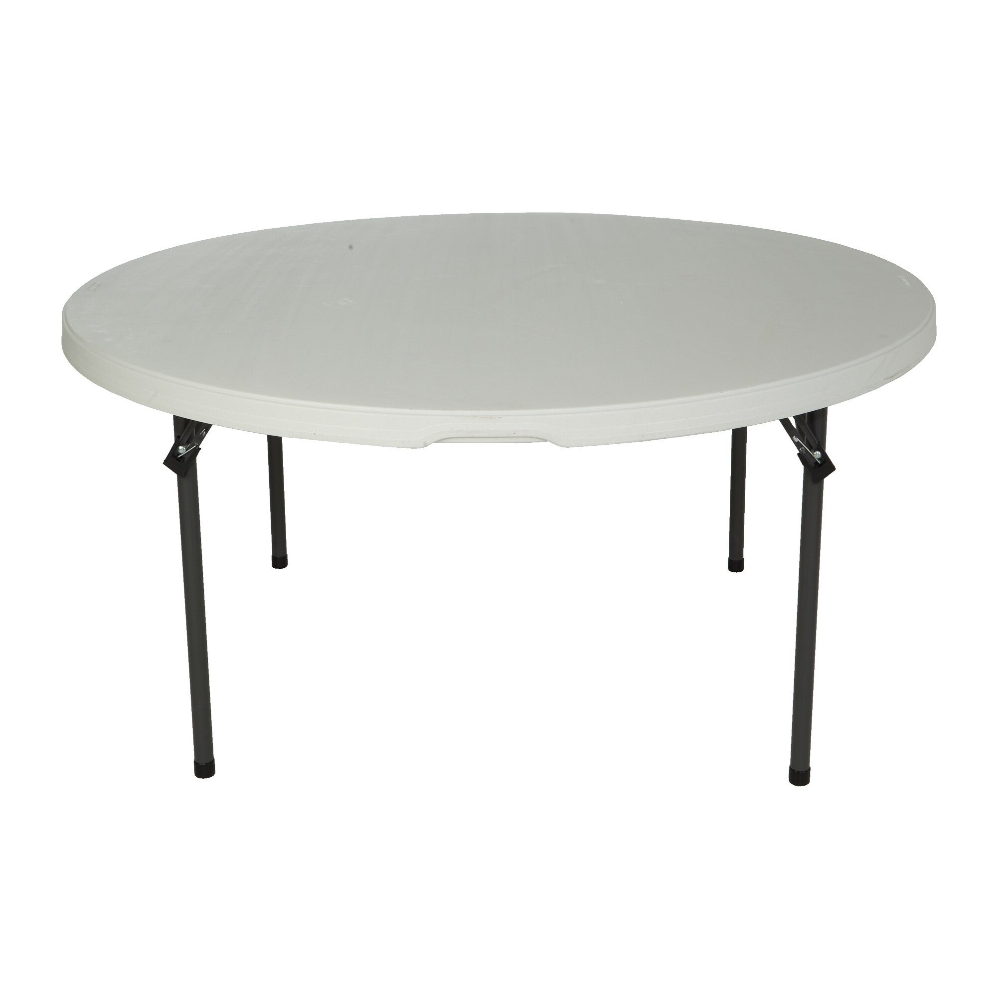Lifetime 60 round folding table wayfair for Table cuisine 60 x 60