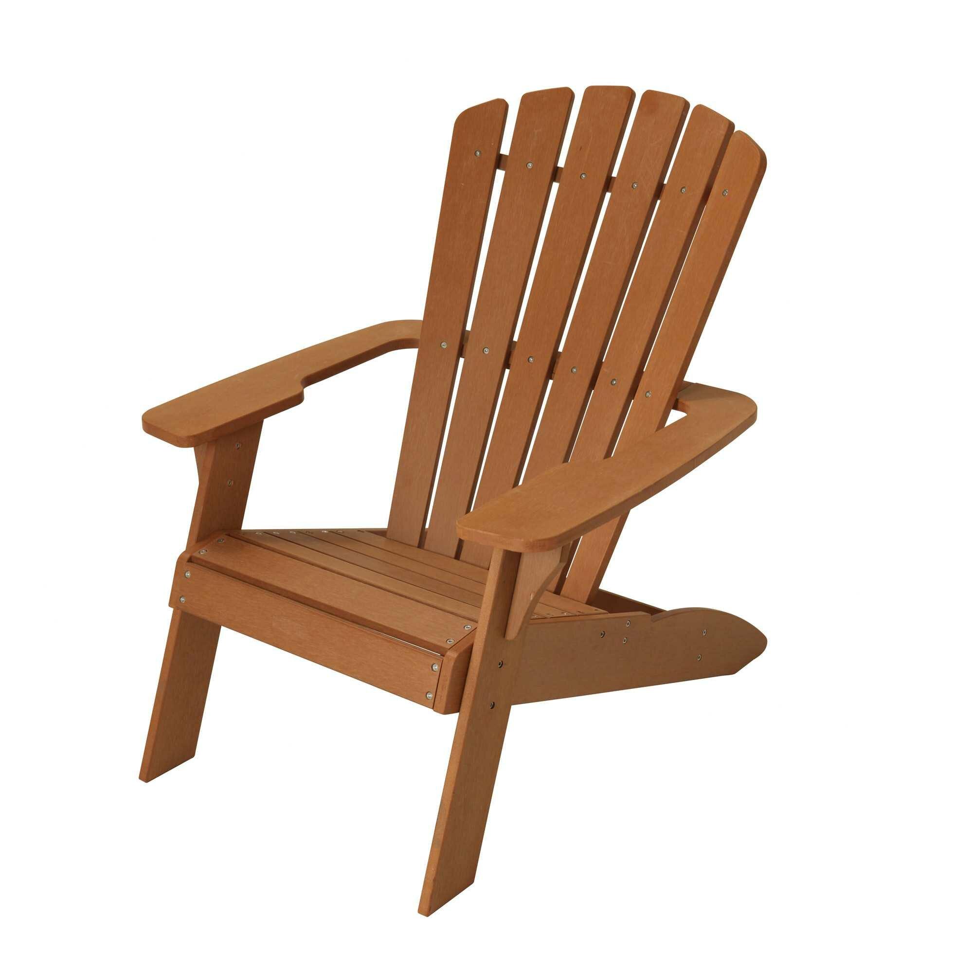 Lifetime Riley Adirondack Chair Amp Reviews Wayfair