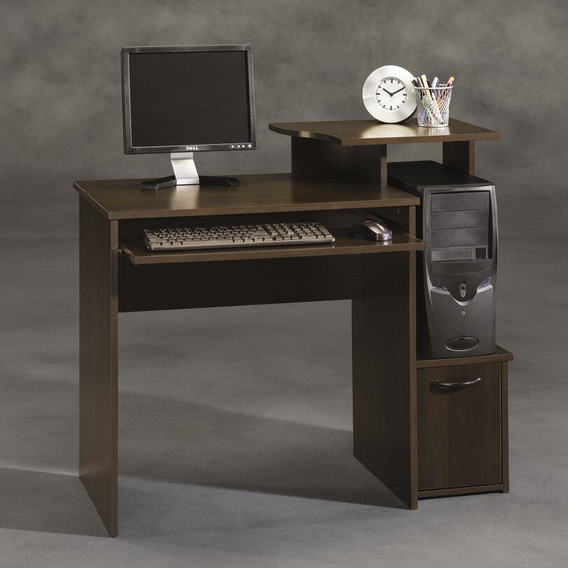 """Sauder Beginnings 40"""" Computer Desk & Reviews"""