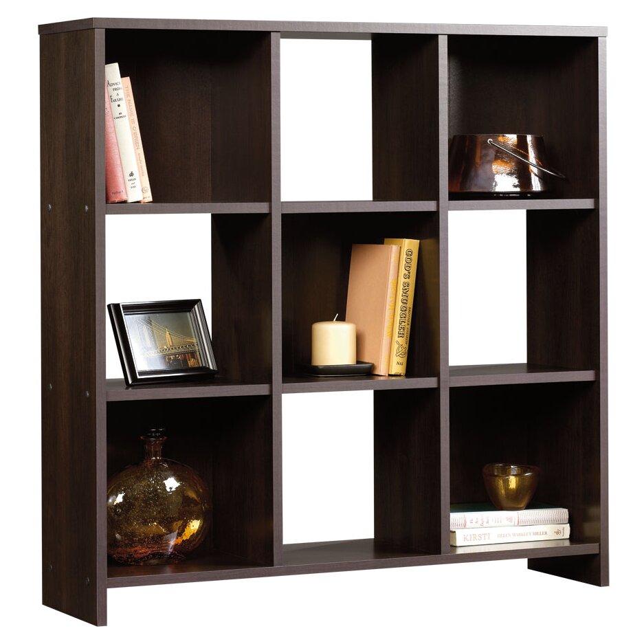 sauder beginnings 36 cube unit bookcase reviews wayfair. Black Bedroom Furniture Sets. Home Design Ideas