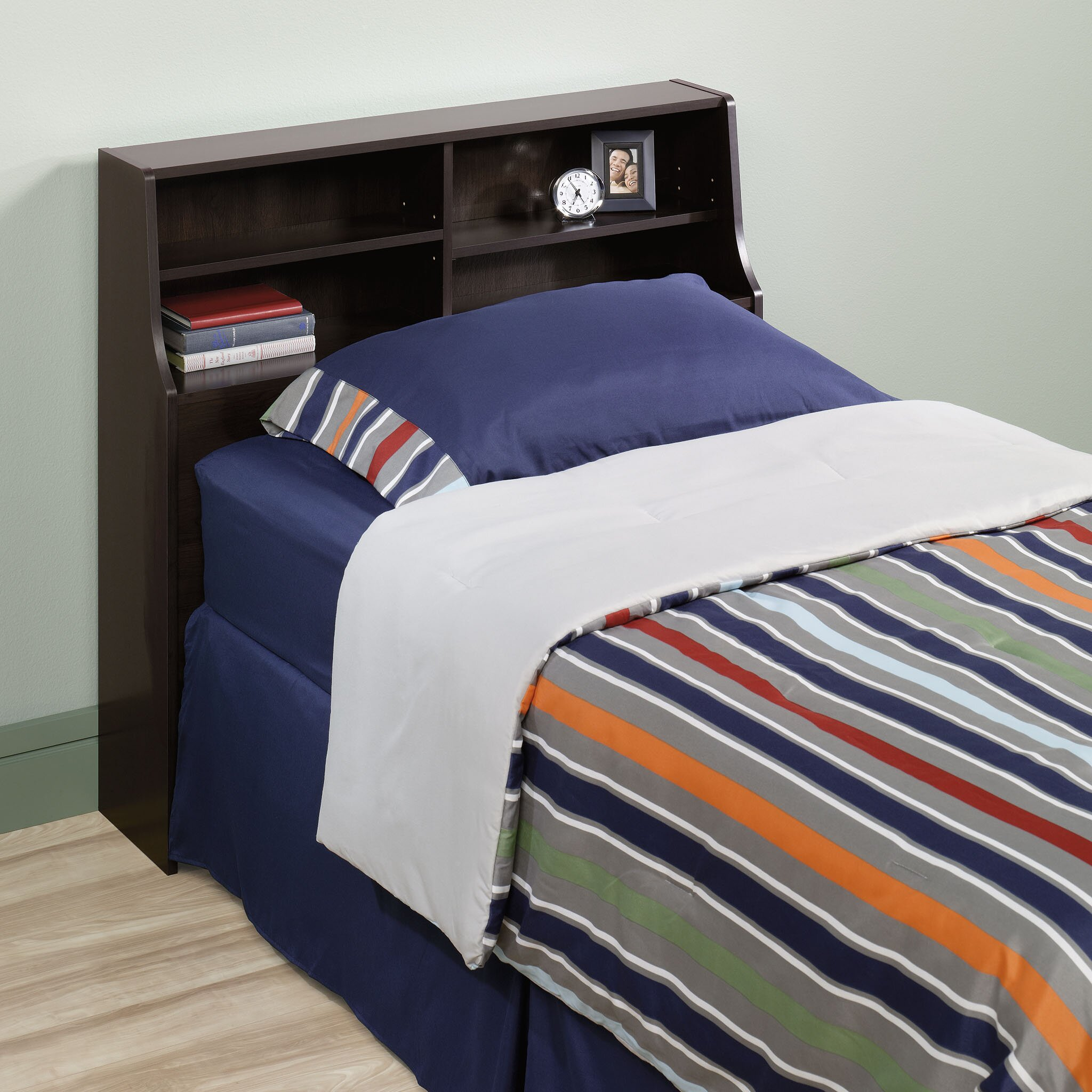 Sauder Beginnings Twin Wood Headboard Amp Reviews Wayfair