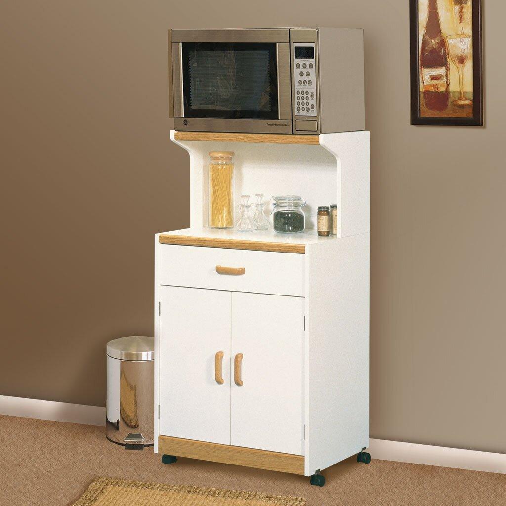 Sauder o39sullivan microwave cart reviews wayfair for O sullivan kitchen furniture