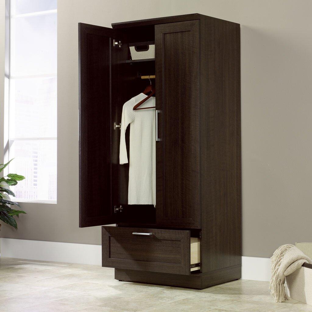 Sauder HomePlus Wardrobe Armoire & Reviews