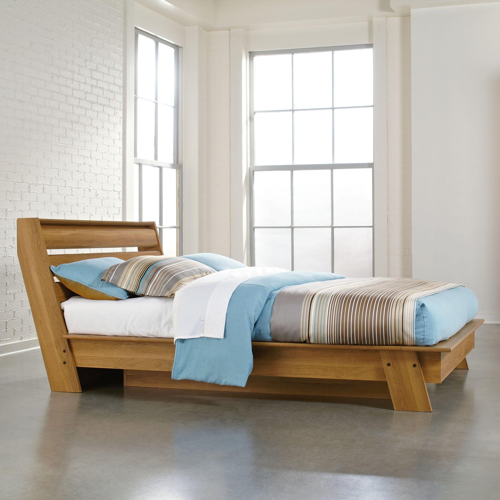 furniture bedroom furniture queen beds sauder sku sau2227