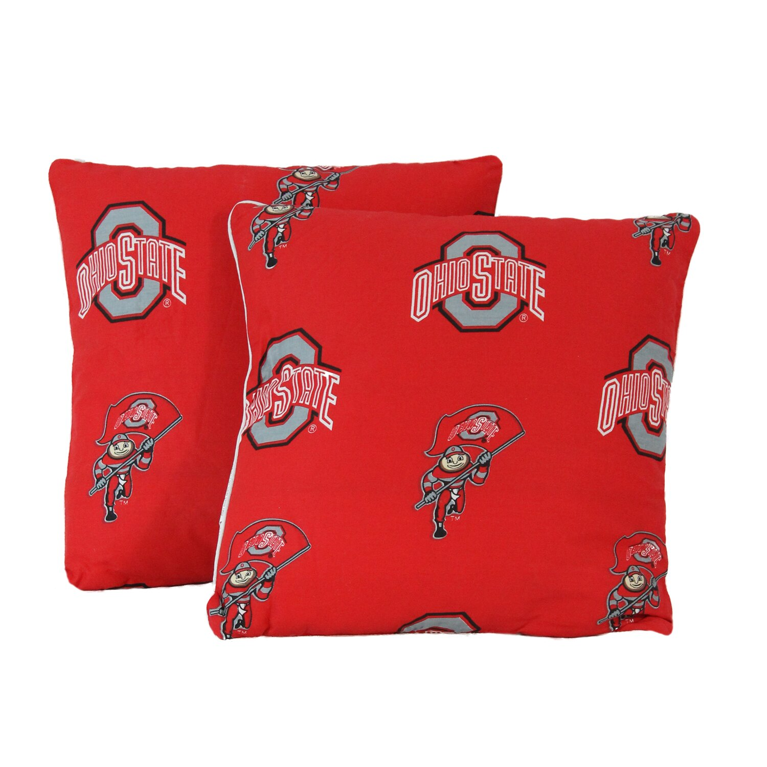 College Covers Ncaa Ohio State Bed In A Bag With Team