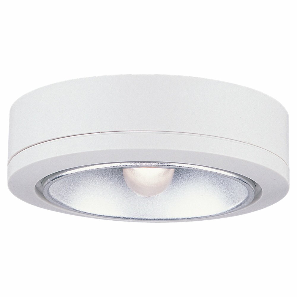 Sea Gull Lighting Ambiance Xenon Under Cabinet Puck Light