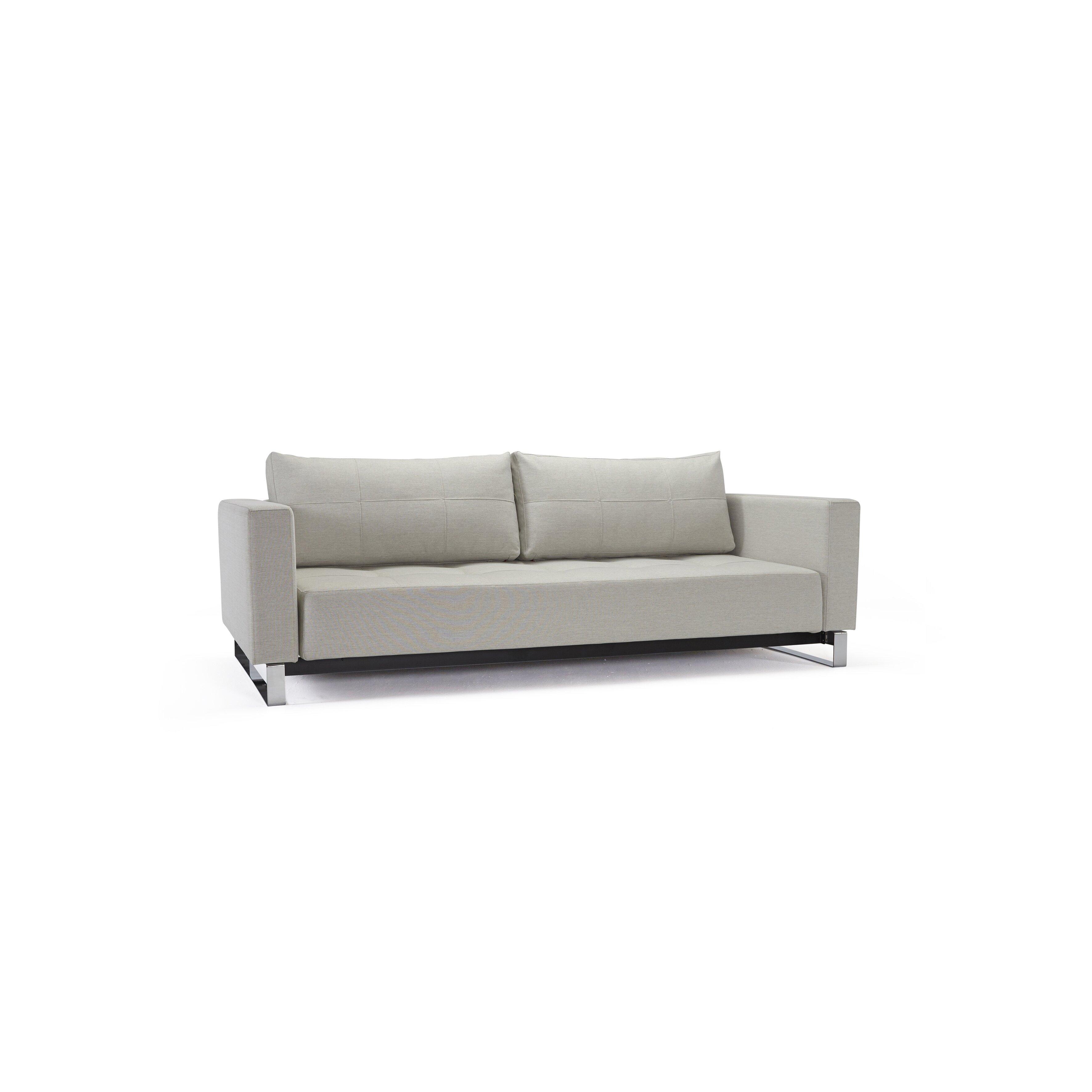 Innovation Living Inc Cassius Deluxe Excess Sleeper Sofa Reviews Wayfair