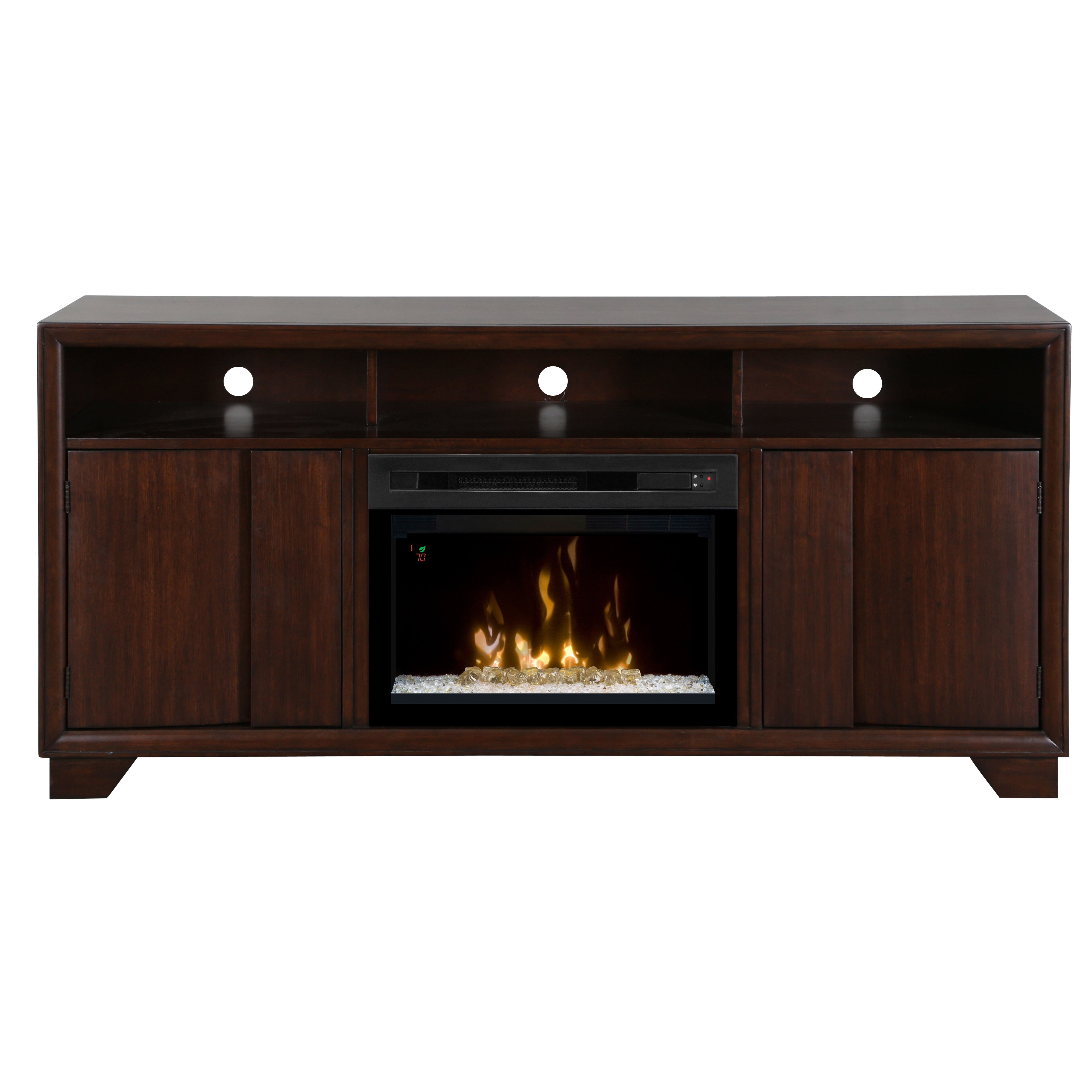 Dimplex Arkell Tv Stand With Electric Fireplace Wayfair