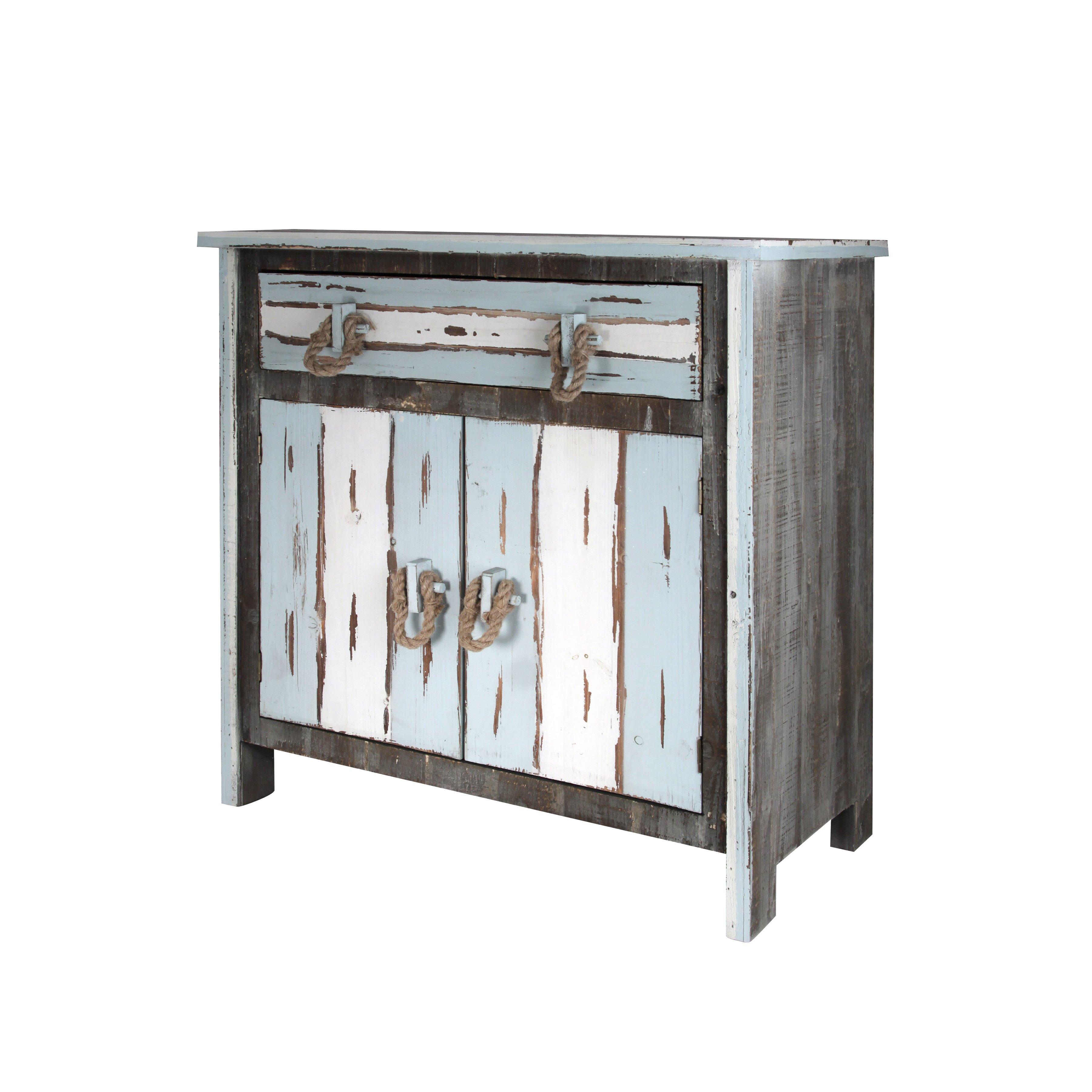 Style craft 2 door 1 drawer cabinet reviews wayfair for 1 drawer 2 door cabinet