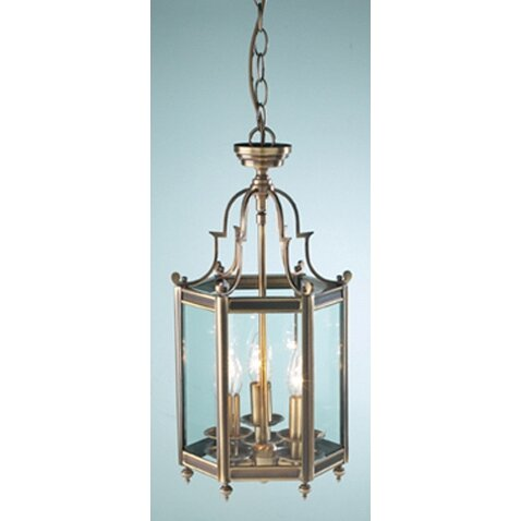 Dar Lighting Moorgate 3 Light Foyer Pendant Amp Reviews