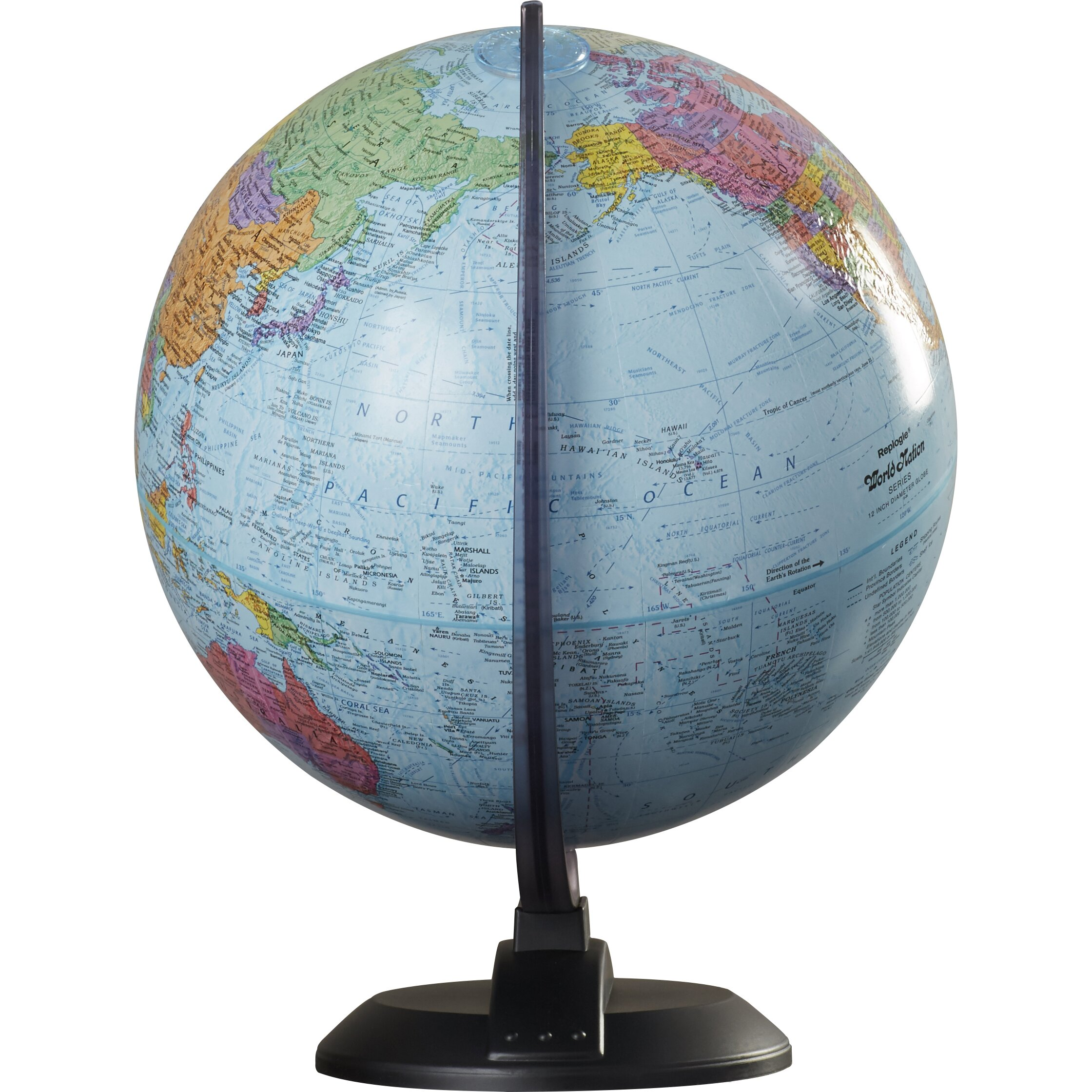from Peter dating replogle globes