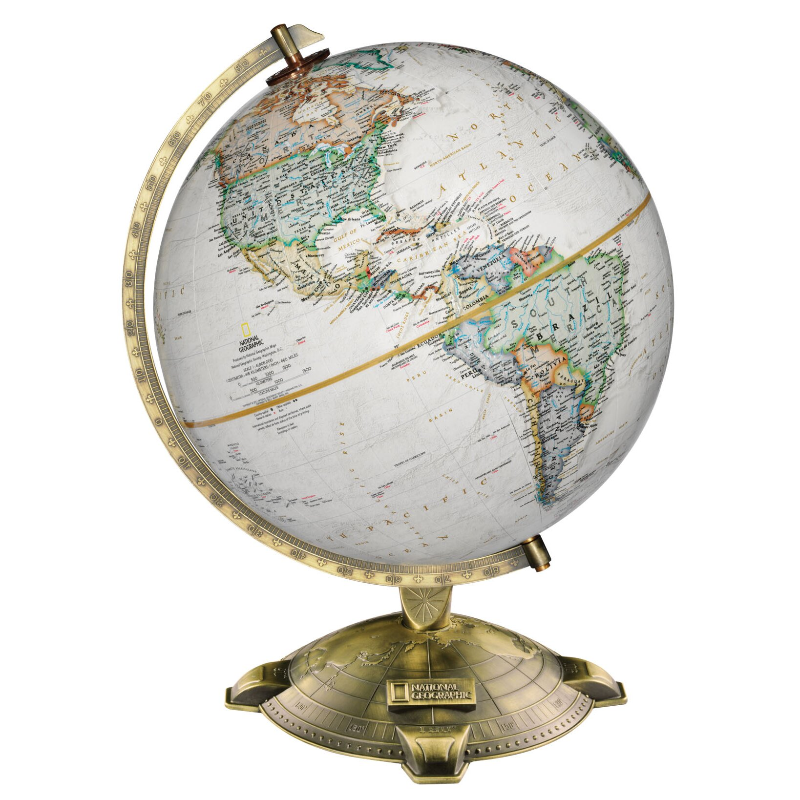 Determining the Age of your Globe