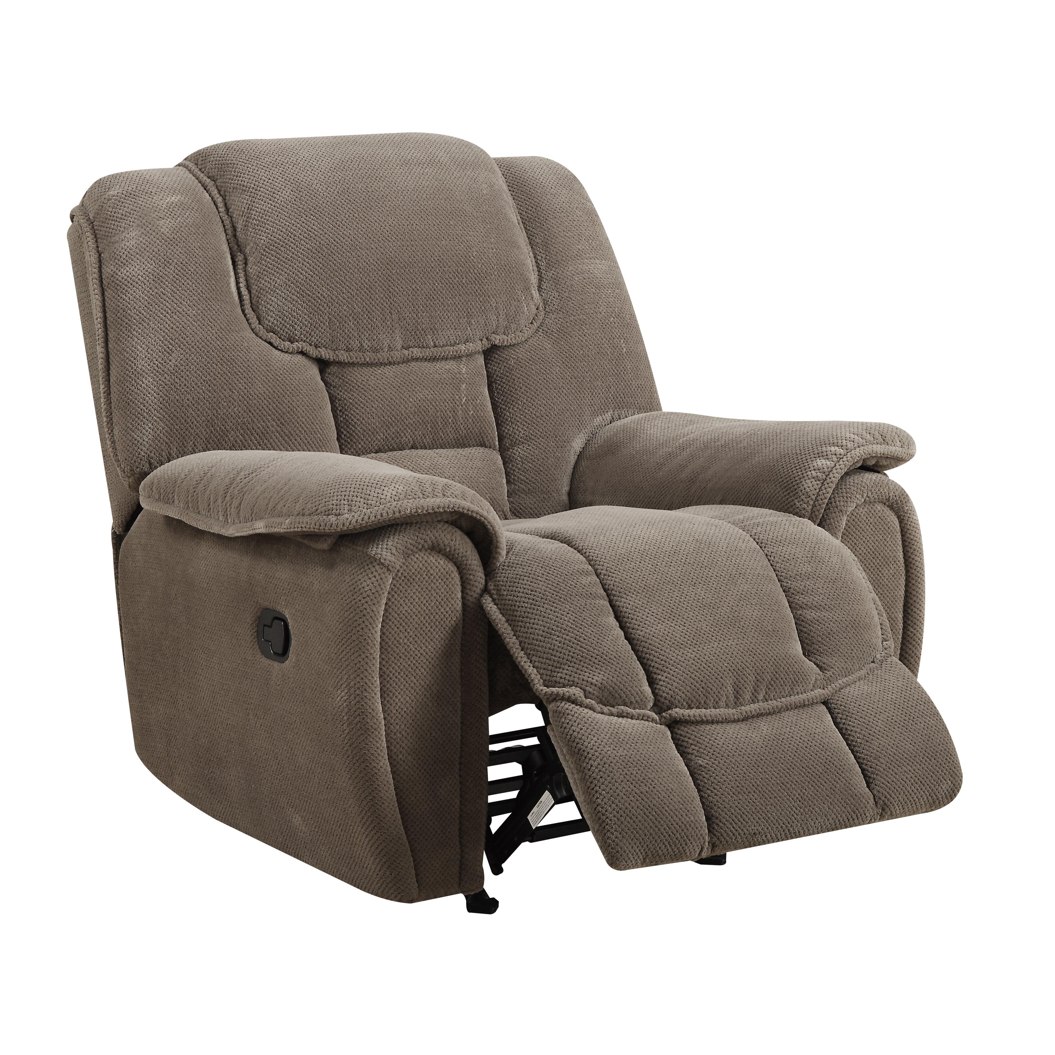Global furniture usa lisa recliner wayfair for Furniture usa