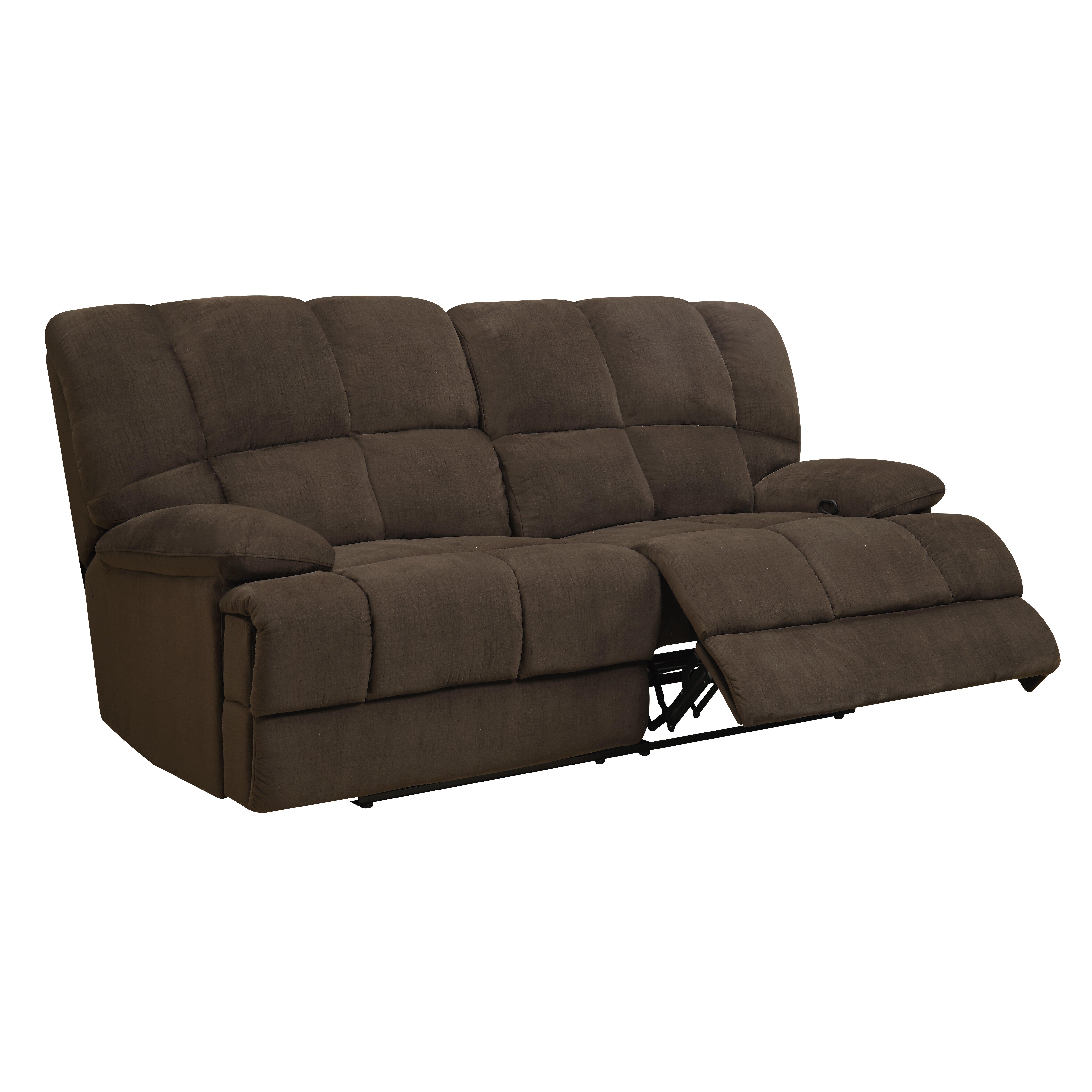 global furniture usa reclining sofa wayfair. Black Bedroom Furniture Sets. Home Design Ideas