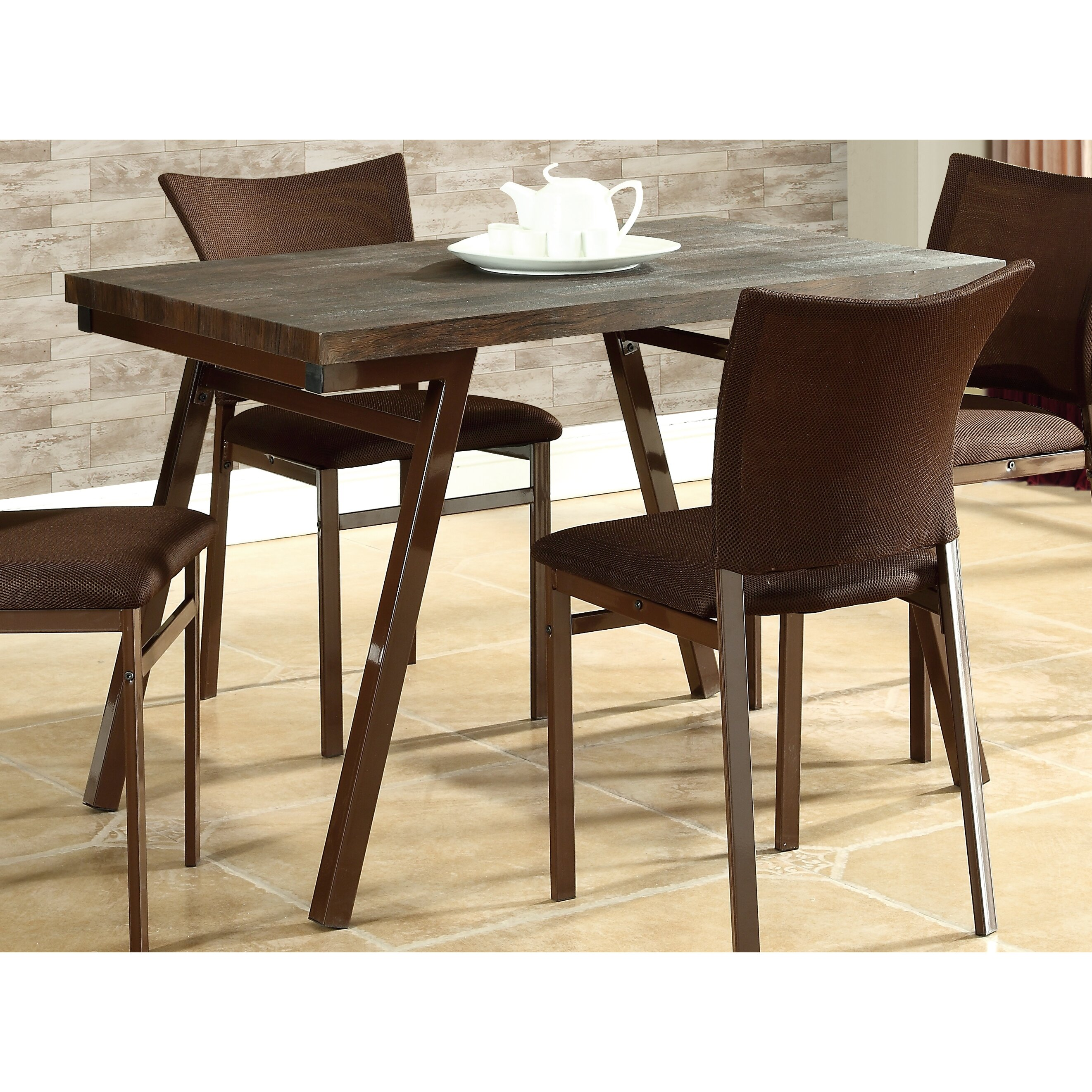 Dining Furniture 4 Seat Kitchen Dining Tables Global Furniture