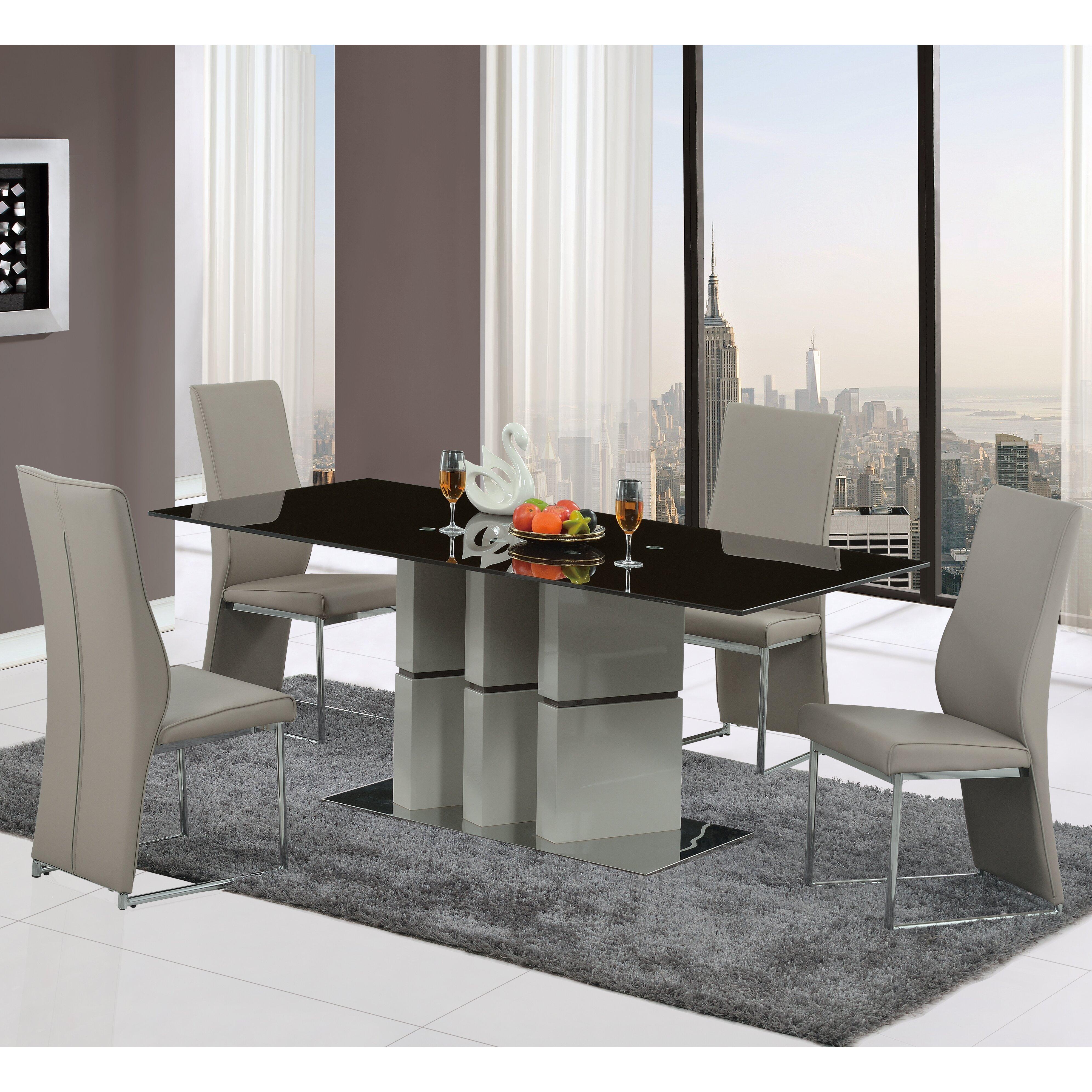 Global furniture usa dining table reviews wayfair