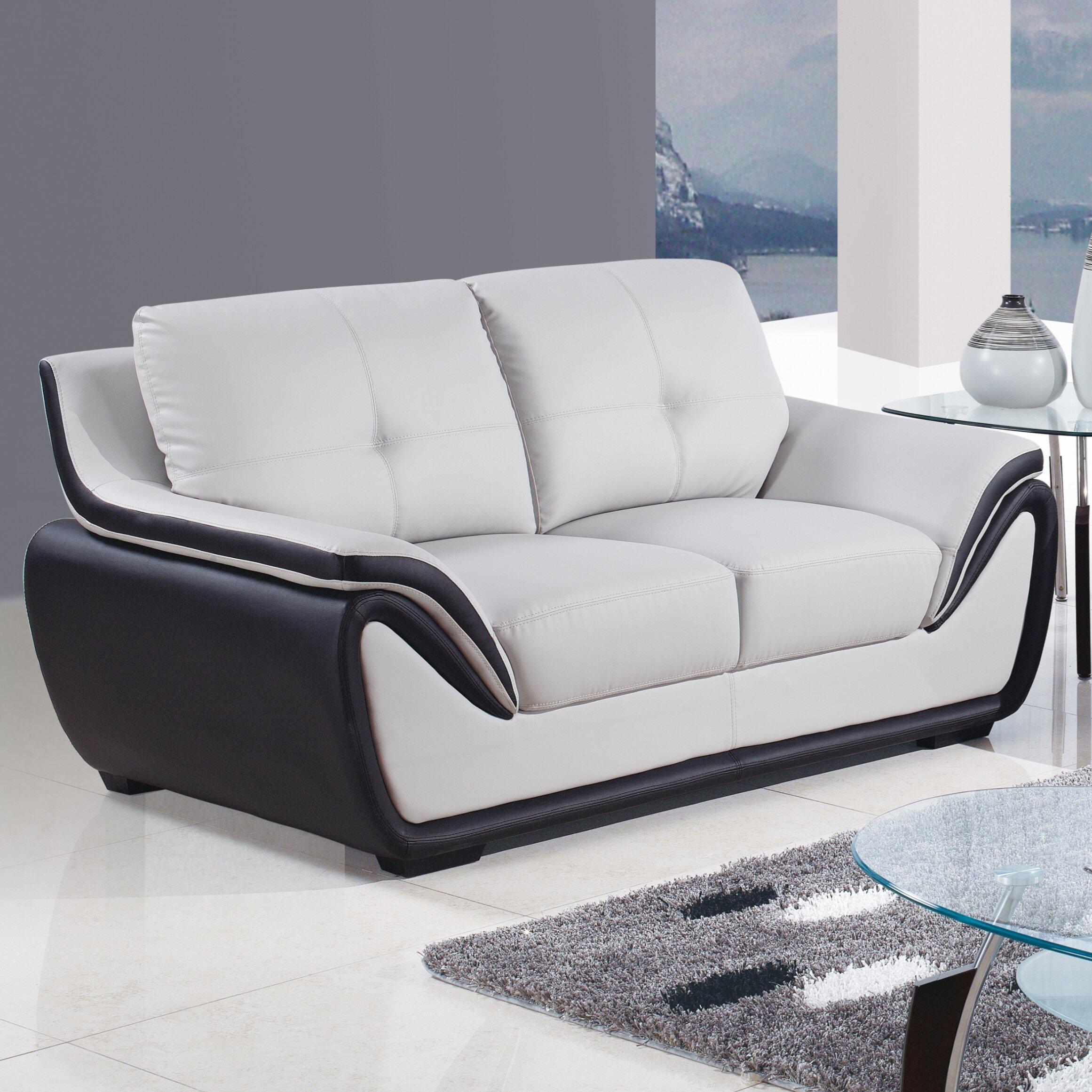Global furniture usa loveseat wayfair for Buy sofa online usa
