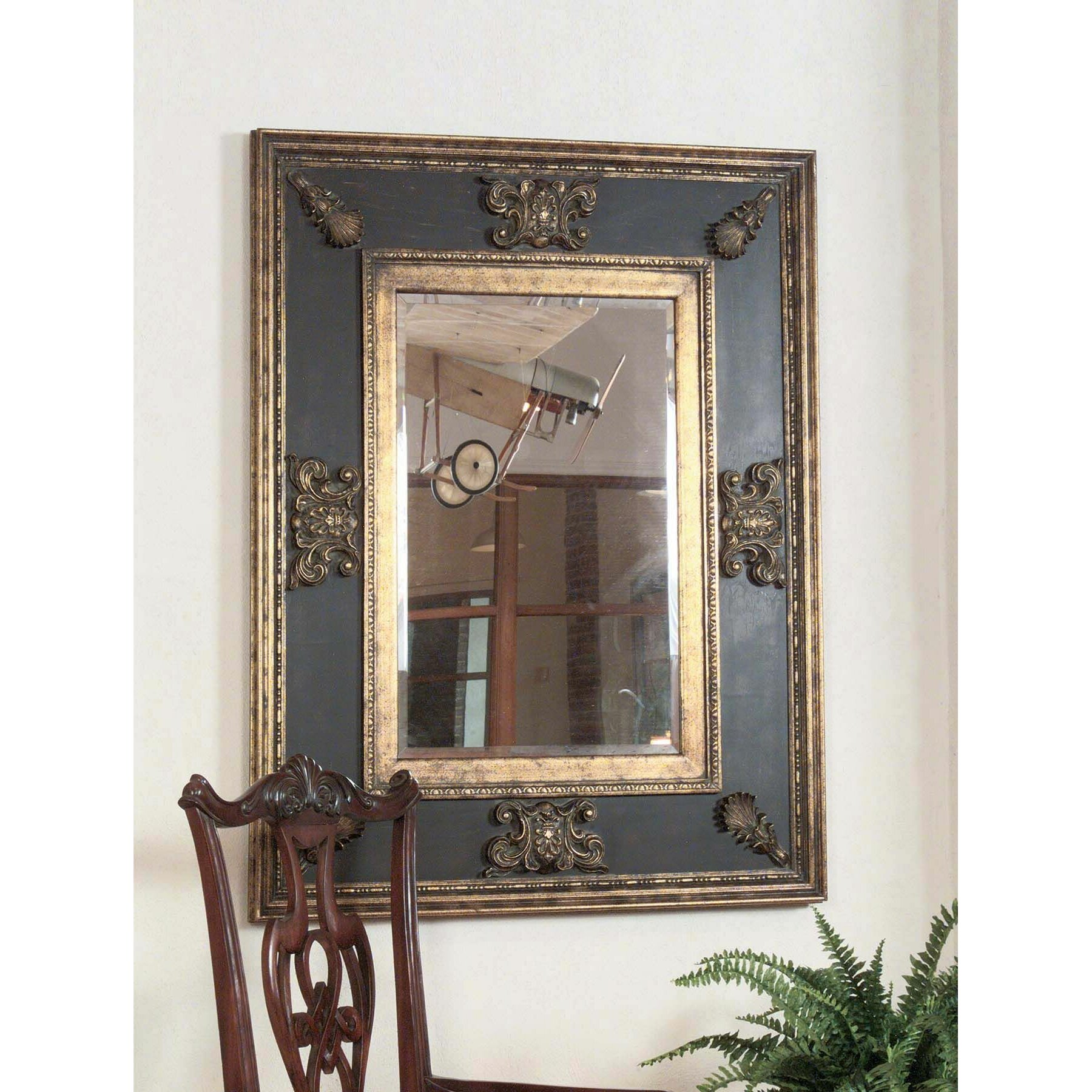 Uttermost Cadence Ornamental Stately Wall Mirror Amp Reviews