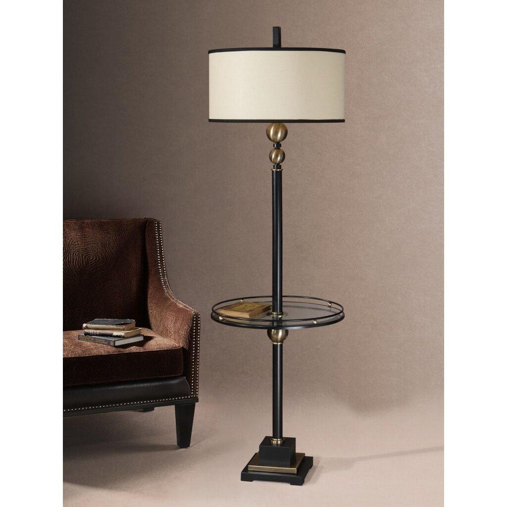 Uttermost Revolution 66 Quot Floor Lamp Amp Reviews Wayfair