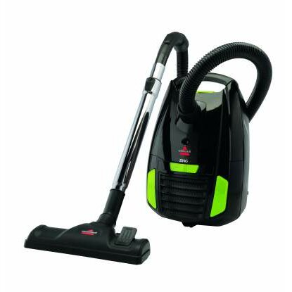 bissell zing bagged canister vacuum reviews wayfair