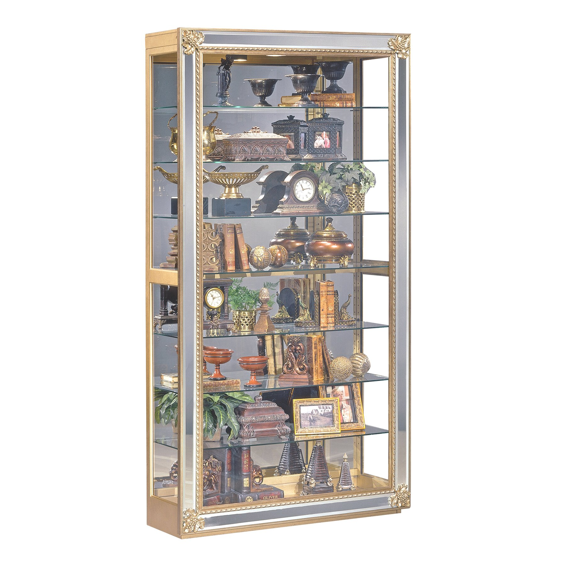 Philip Reinisch Co Reflection Curio Cabinet Amp Reviews
