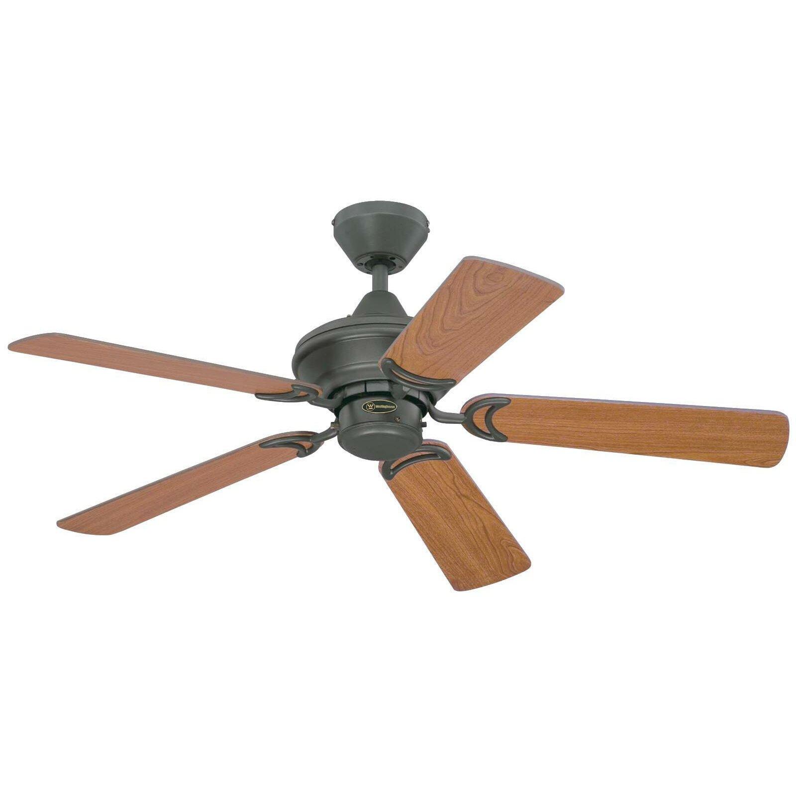 Westinghouse 105cm Nevada 5 Blade Ceiling Fan