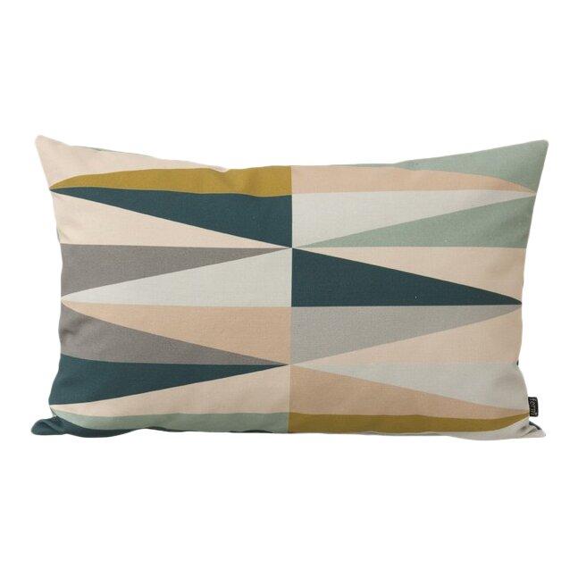 ferm living spear organic cotton lumbar pillow reviews. Black Bedroom Furniture Sets. Home Design Ideas